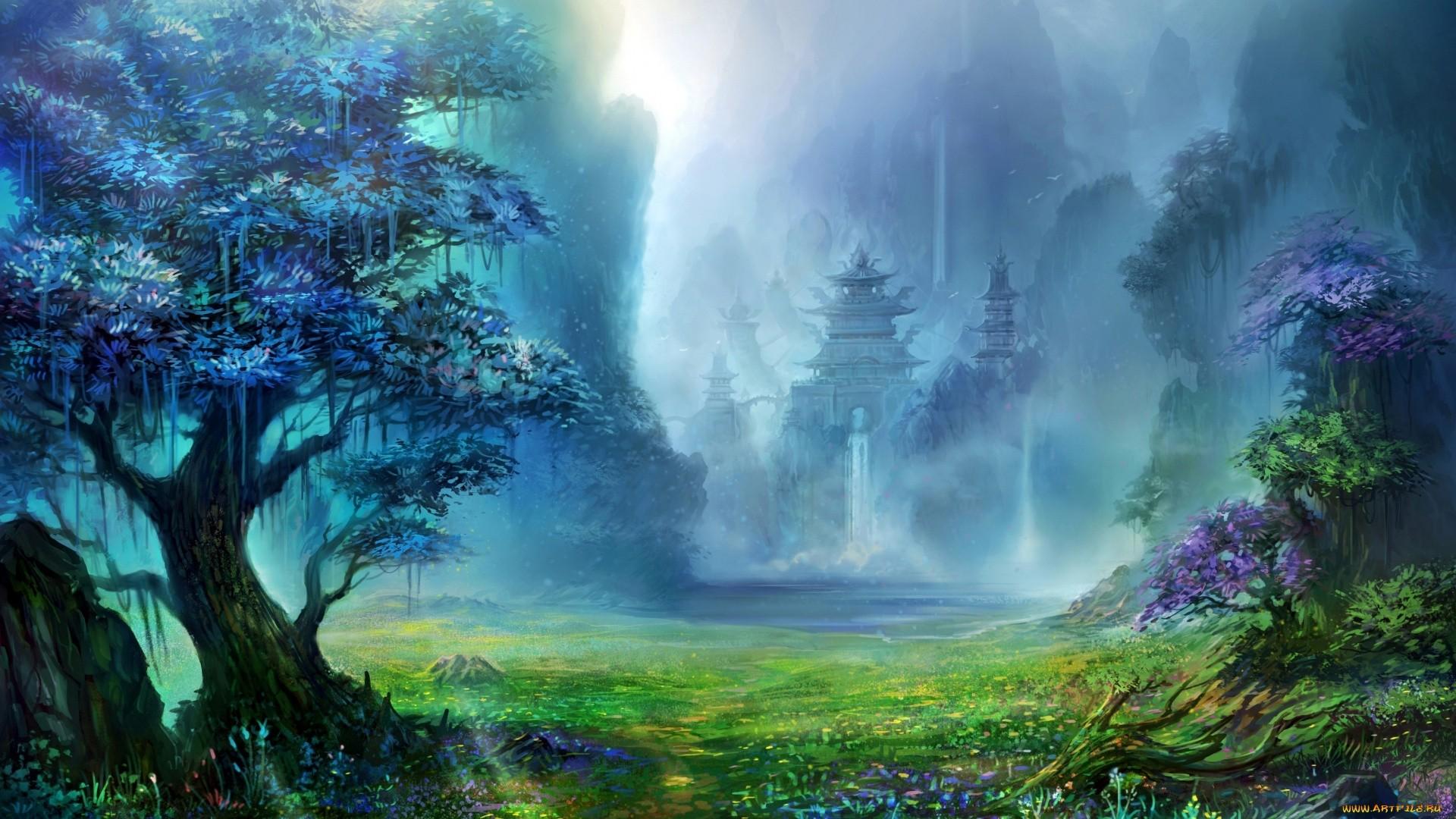 Magic Desktop wallpaper