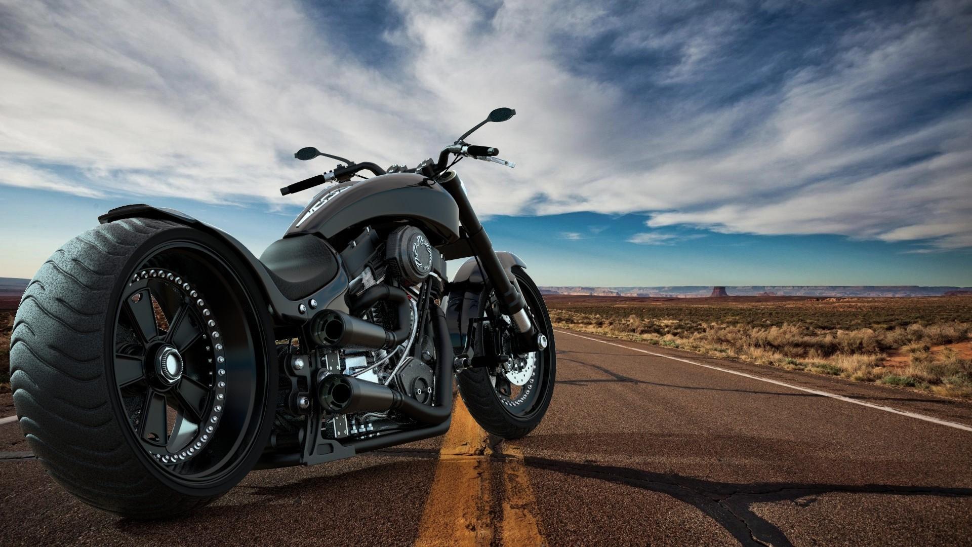 Motorcycle HD Wallpaper