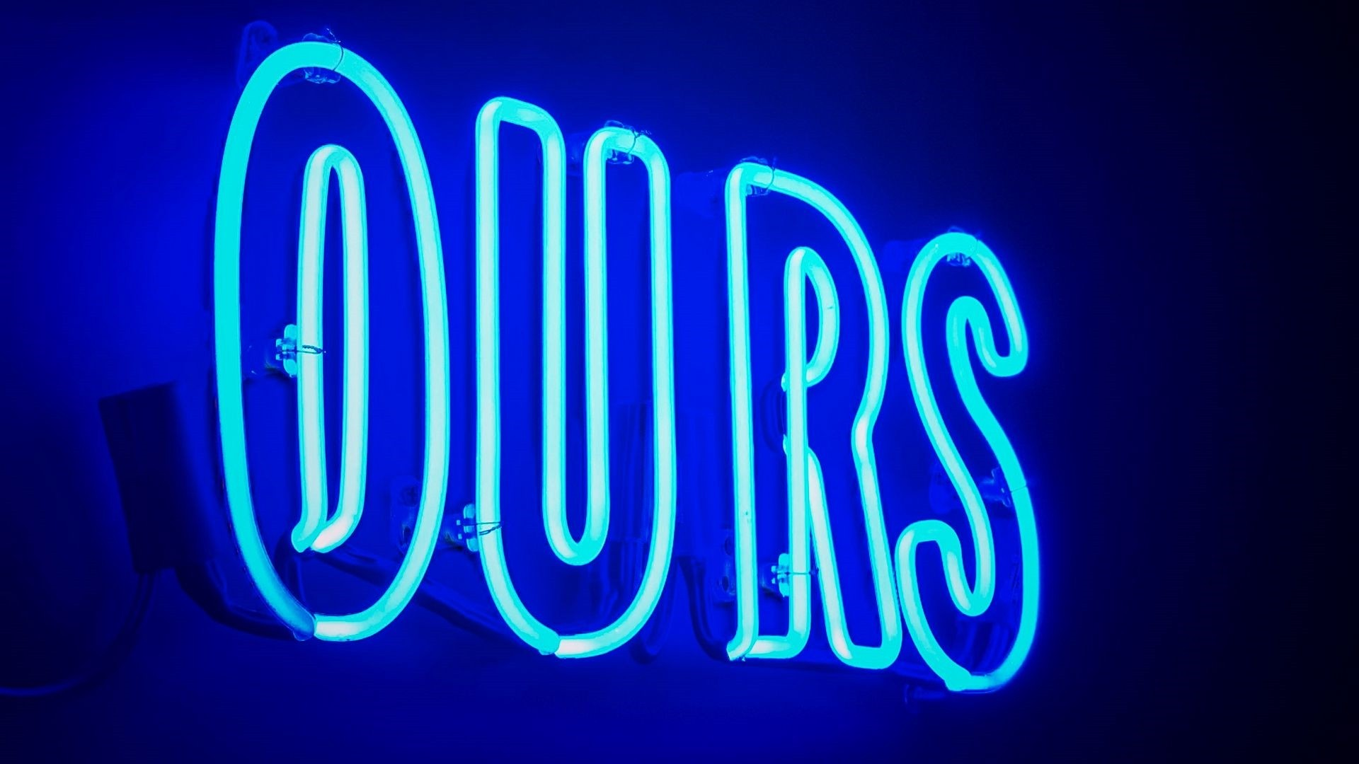 Neon Sign Wallpaper for pc