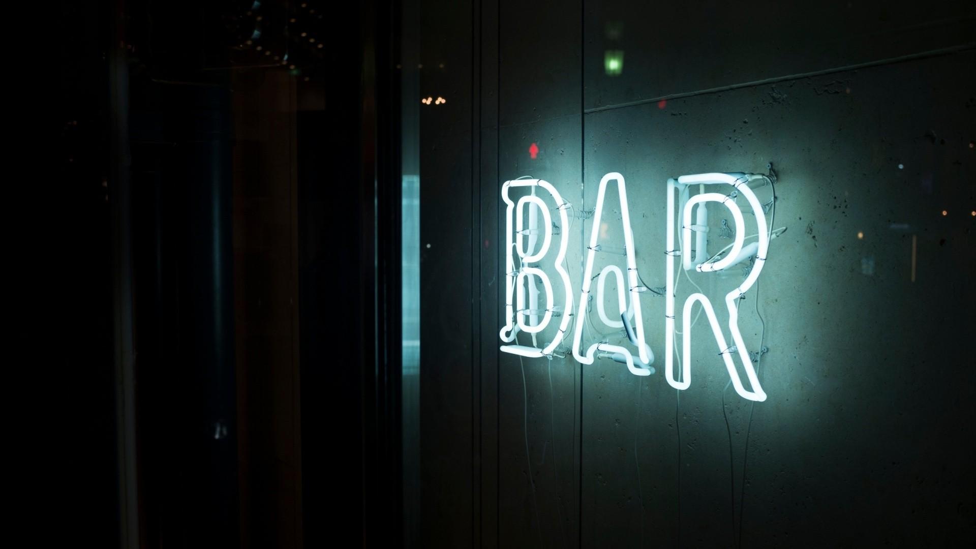 Neon Sign Desktop Wallpaper