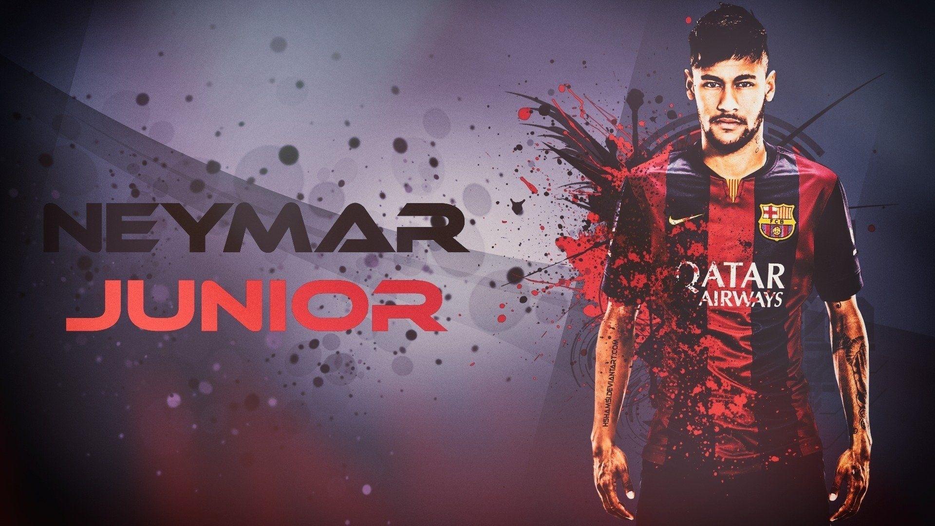 Neymar a wallpaper