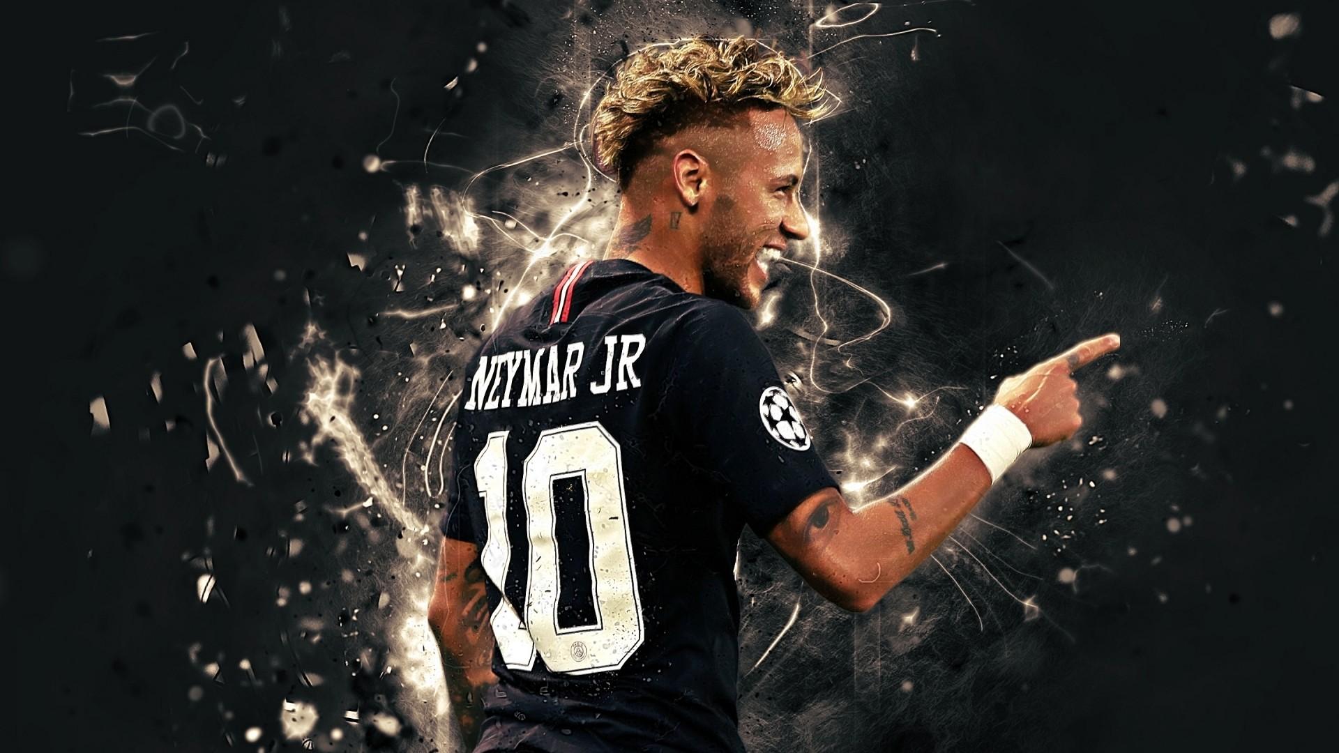 Neymar hd desktop wallpaper