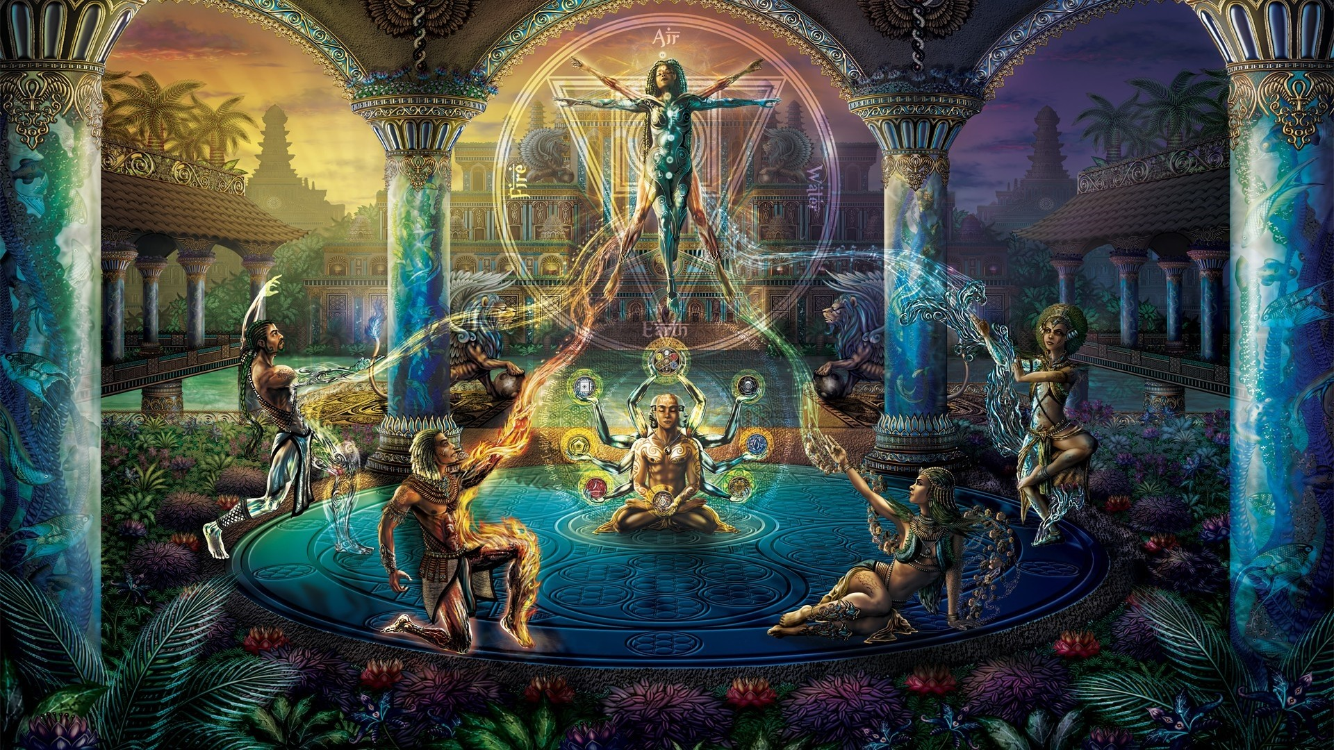 Spiritual Pic