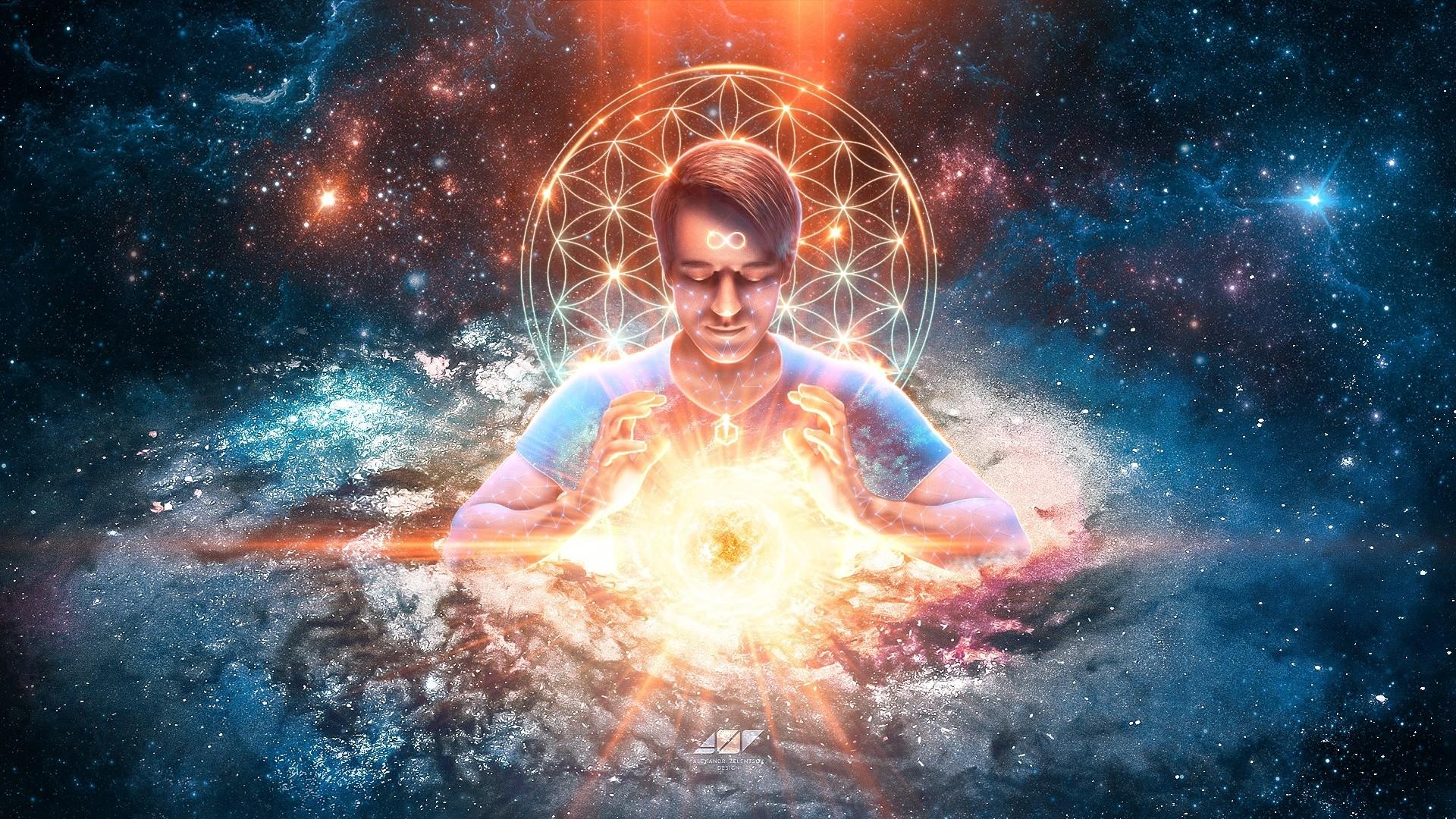 Spiritual Wallpaper theme