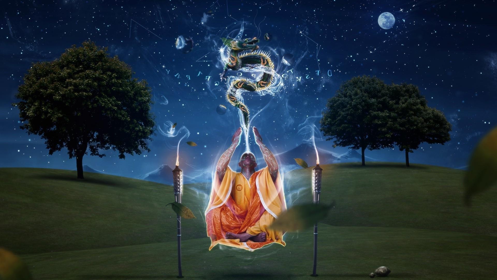 Spiritual Image