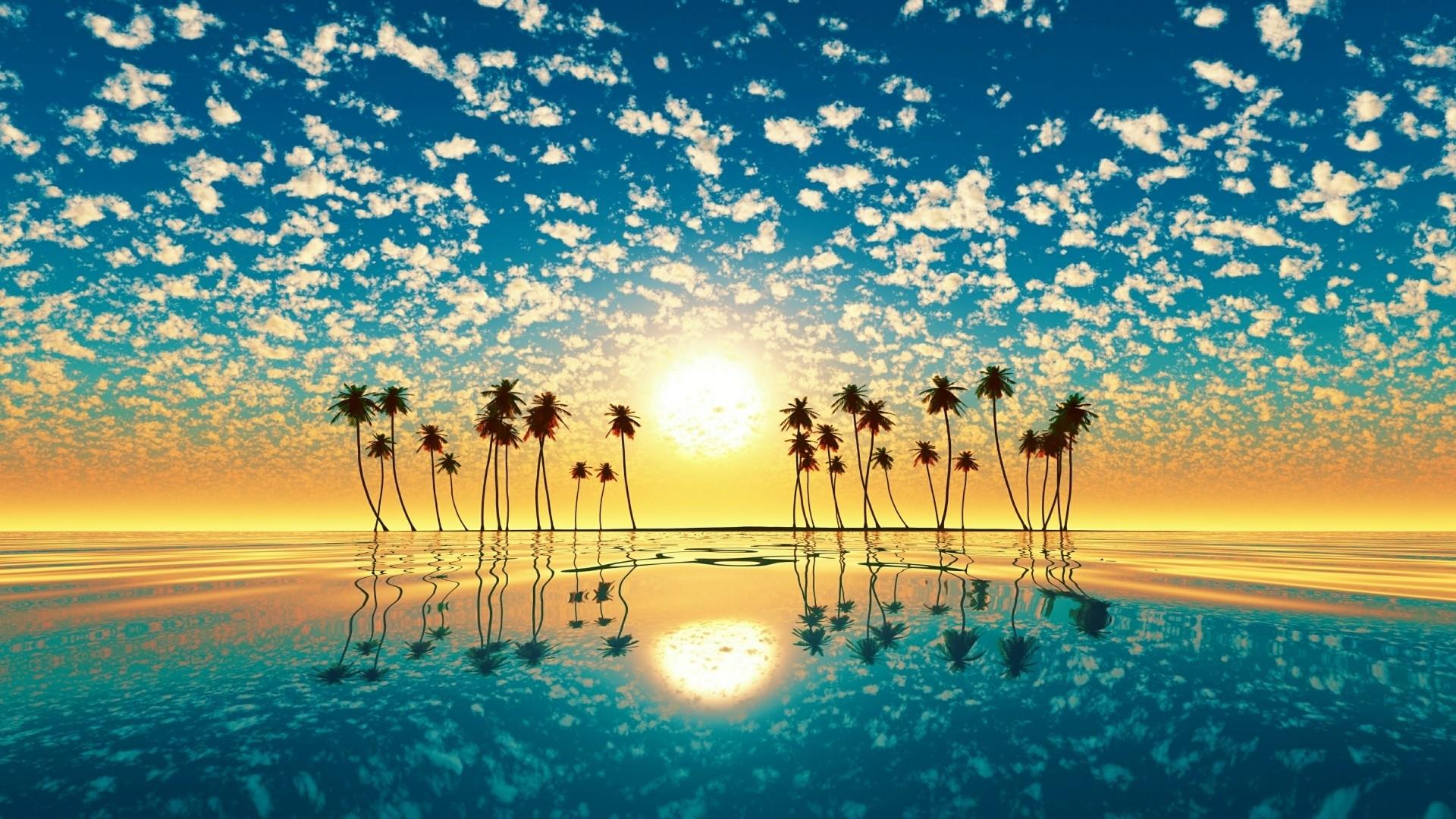 Sun Free Wallpaper