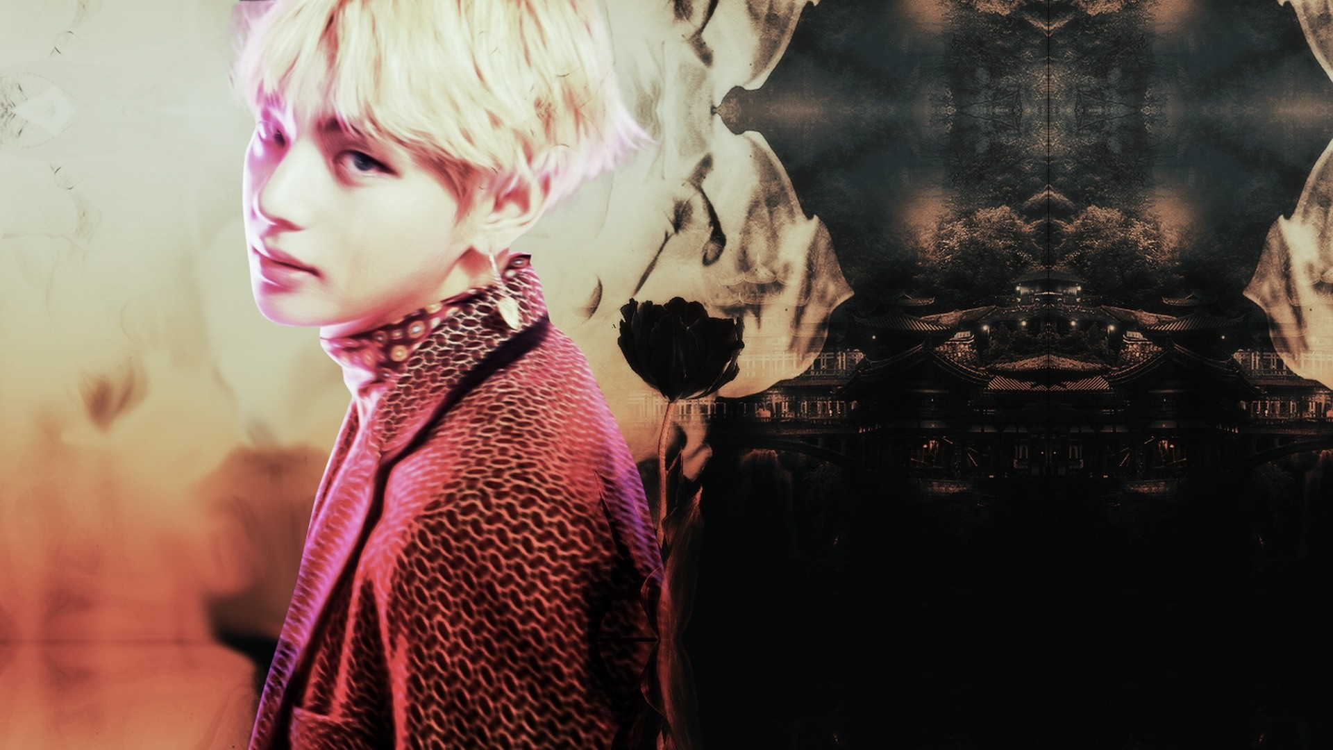 Taehyung Wallpaper image hd