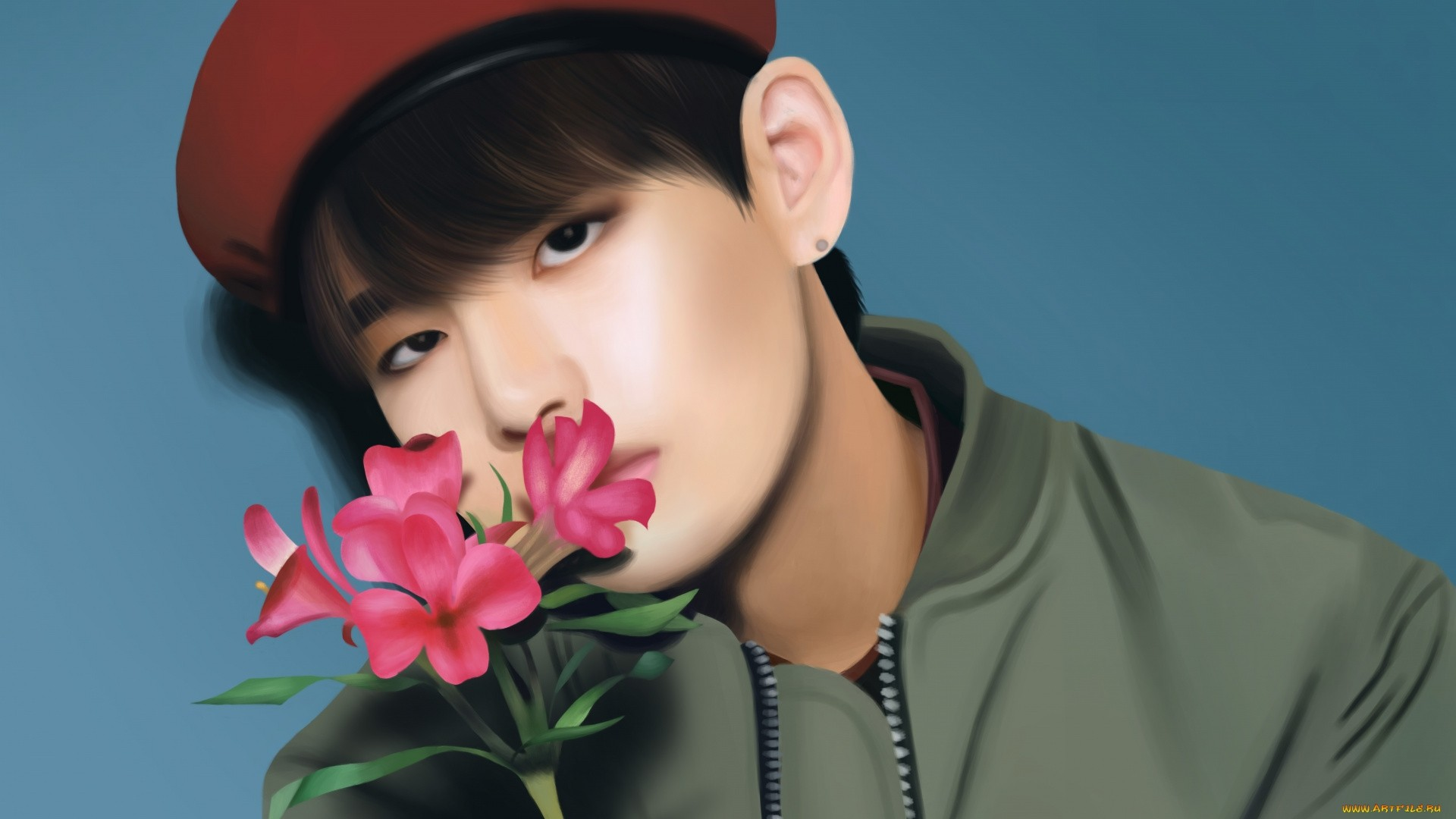 Taehyung Free Wallpaper and Background