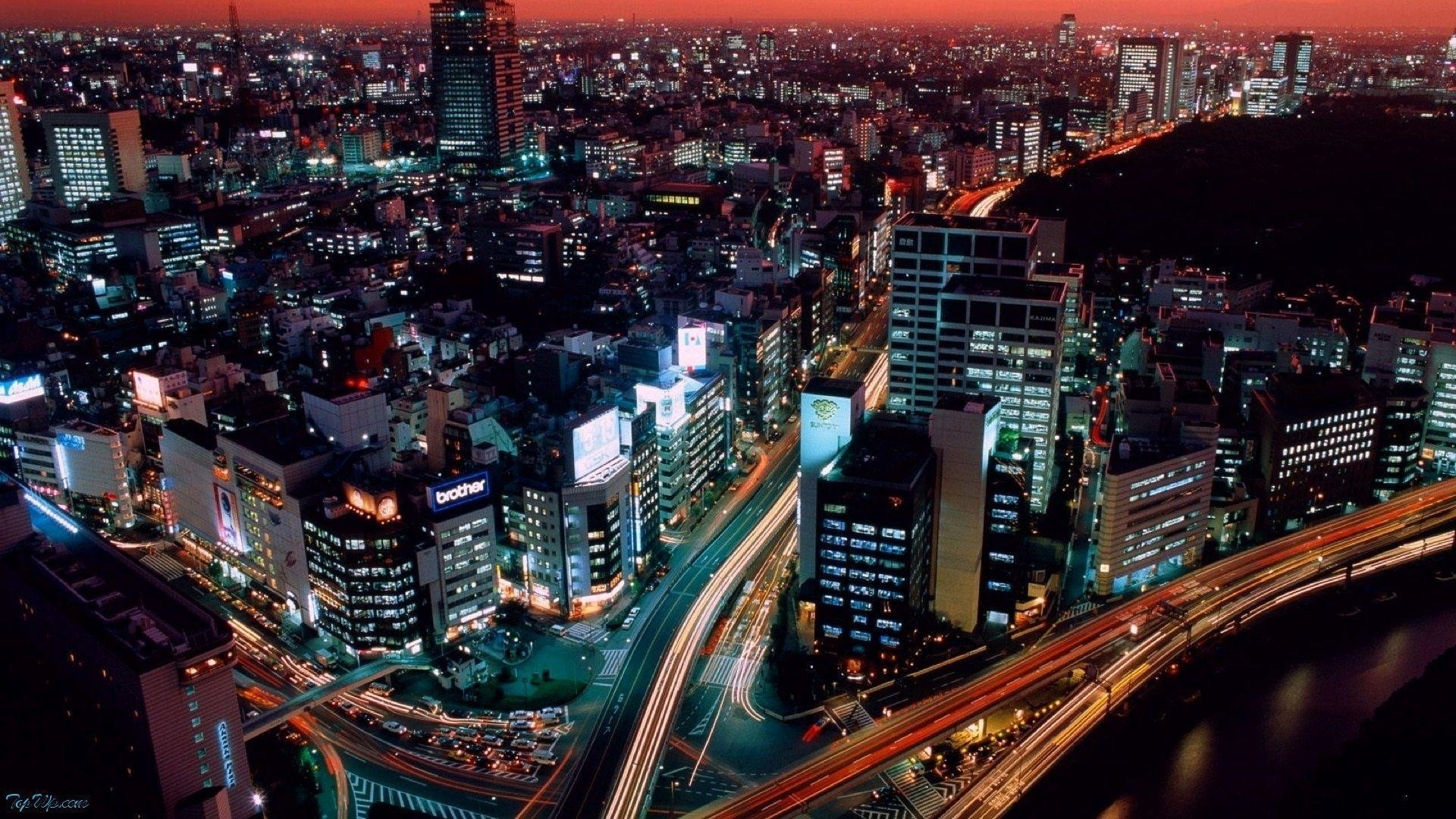 Tokyo Download Wallpaper