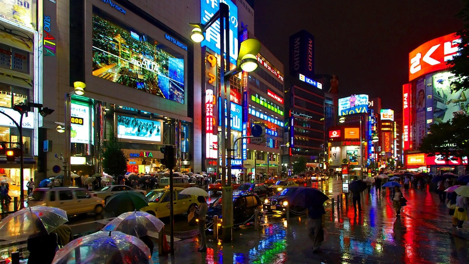 Tokyo PC Wallpaper HD