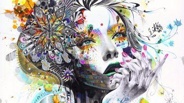 Artsy Wallpaper