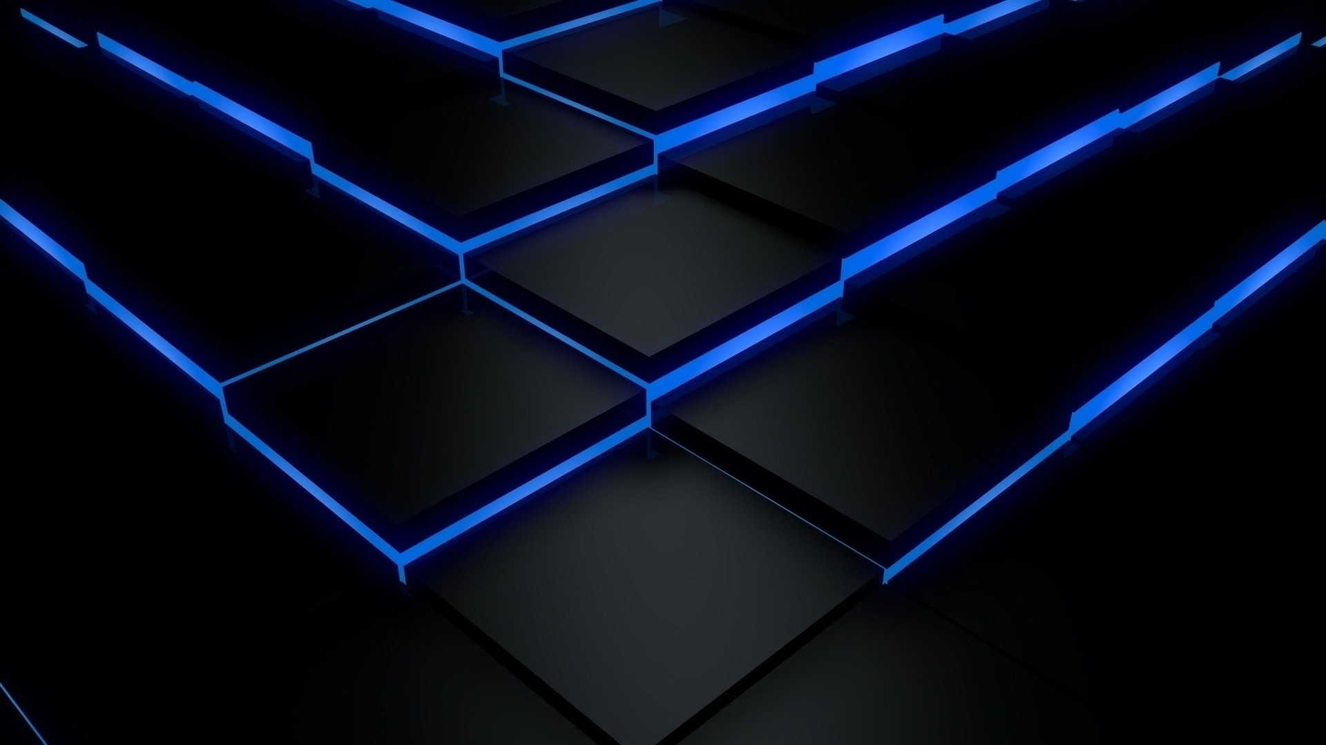 Black And Blue a wallpaper
