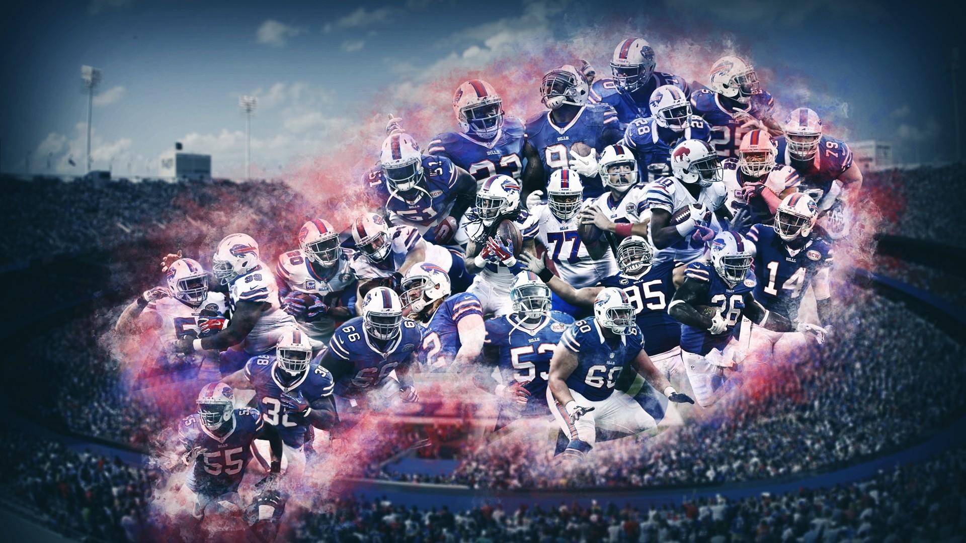 Buffalo Bills PC Wallpaper