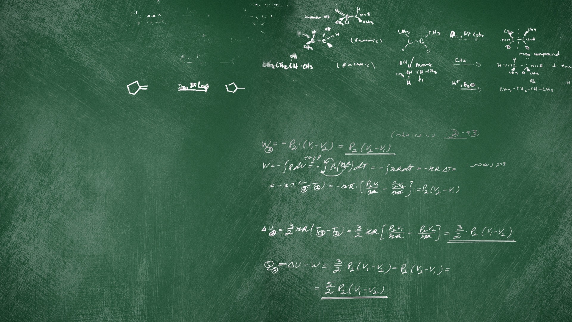 Chalkboard Wallpaper for pc
