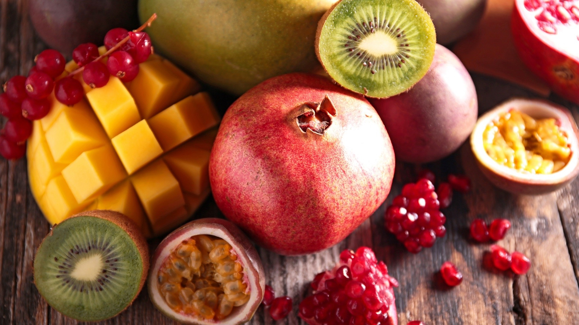 Fruit computer wallpaper