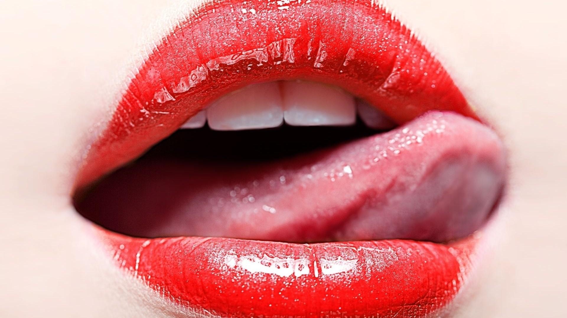 Lips PC Wallpaper