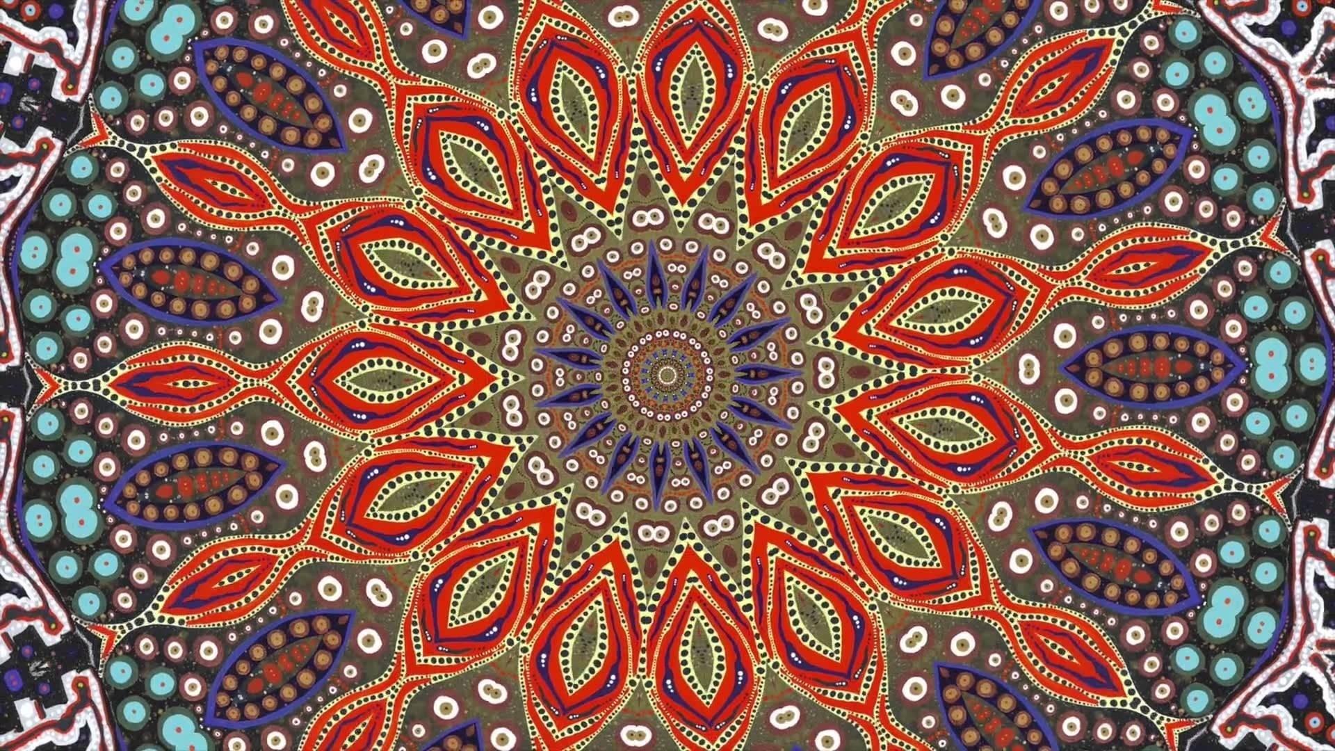 Mandala Free Wallpaper and Background