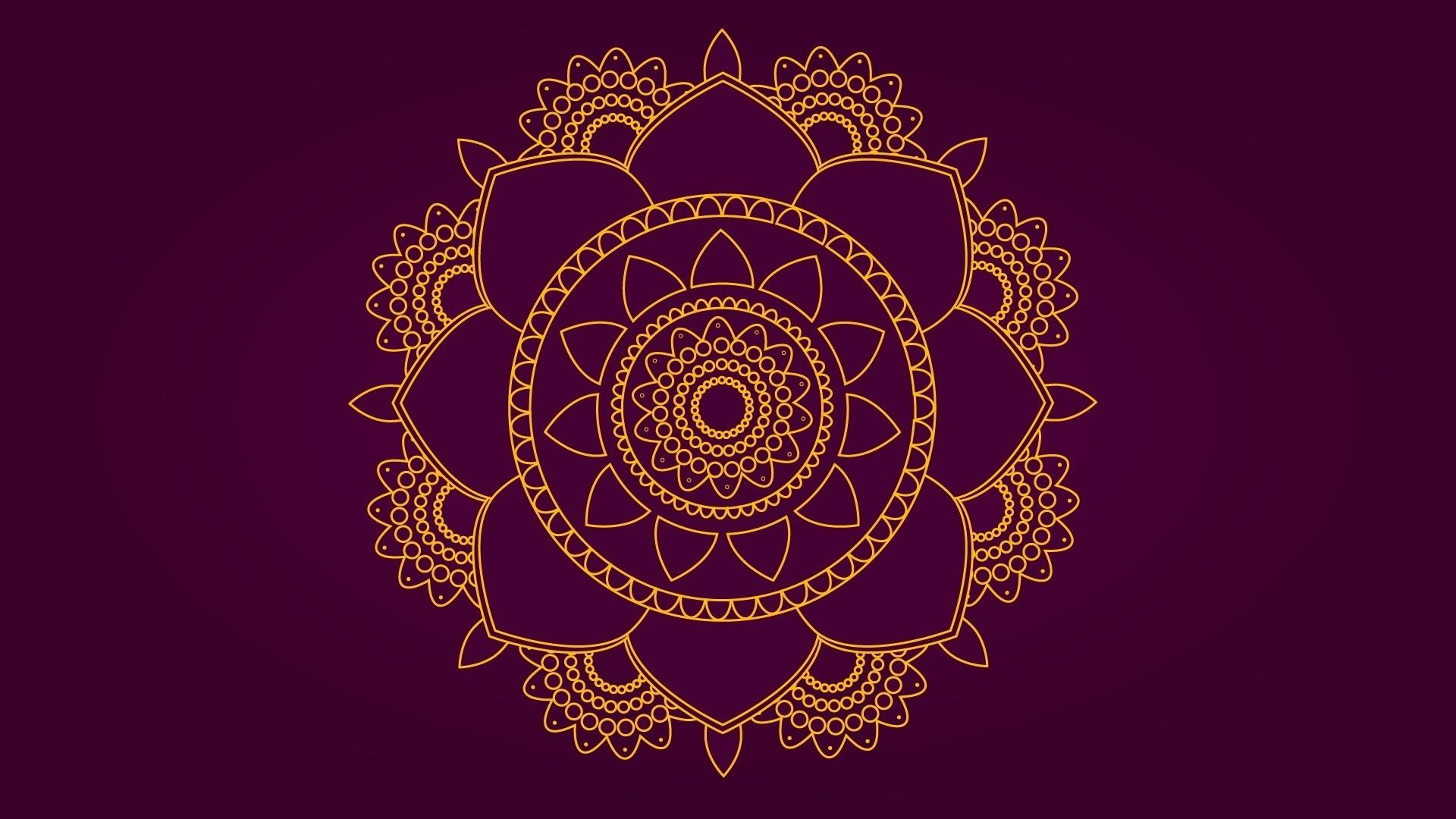 Mandala hd wallpaper download