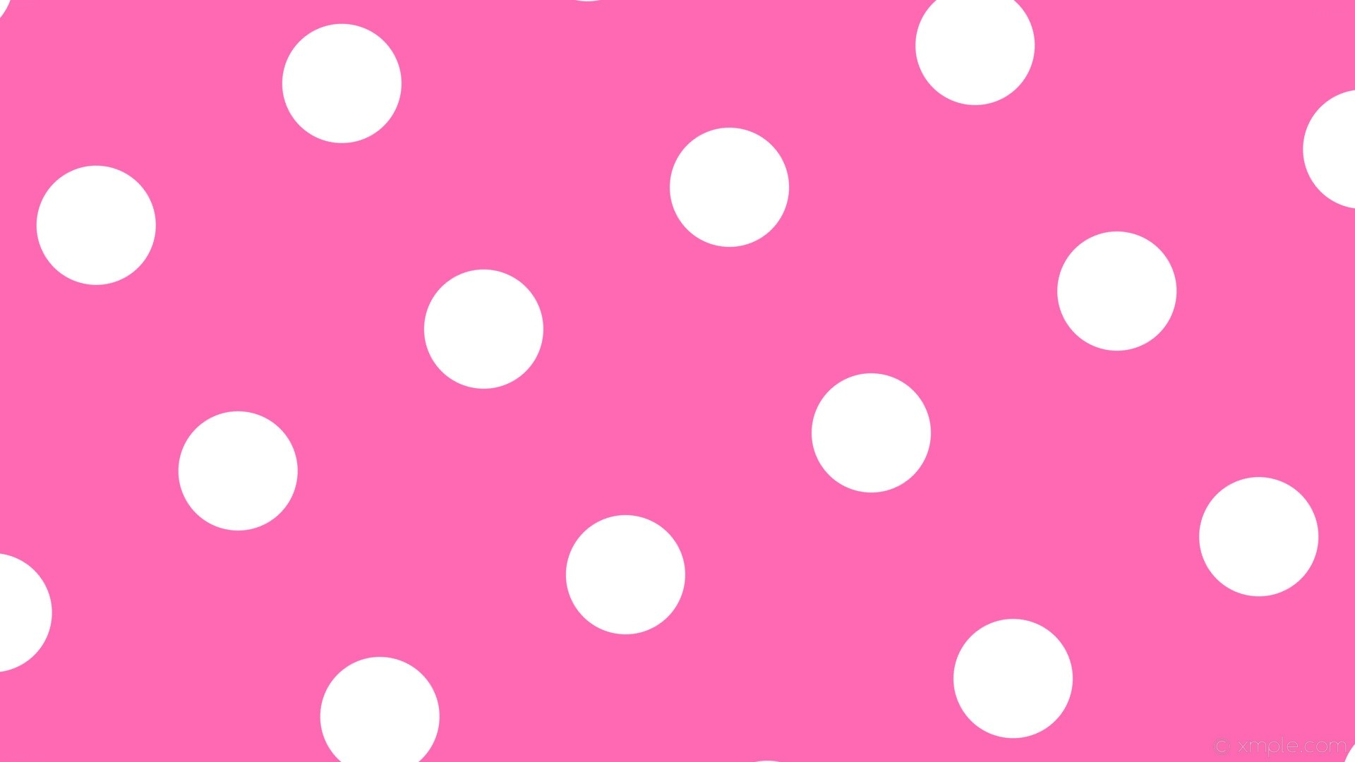Polka Dot hd desktop wallpaper
