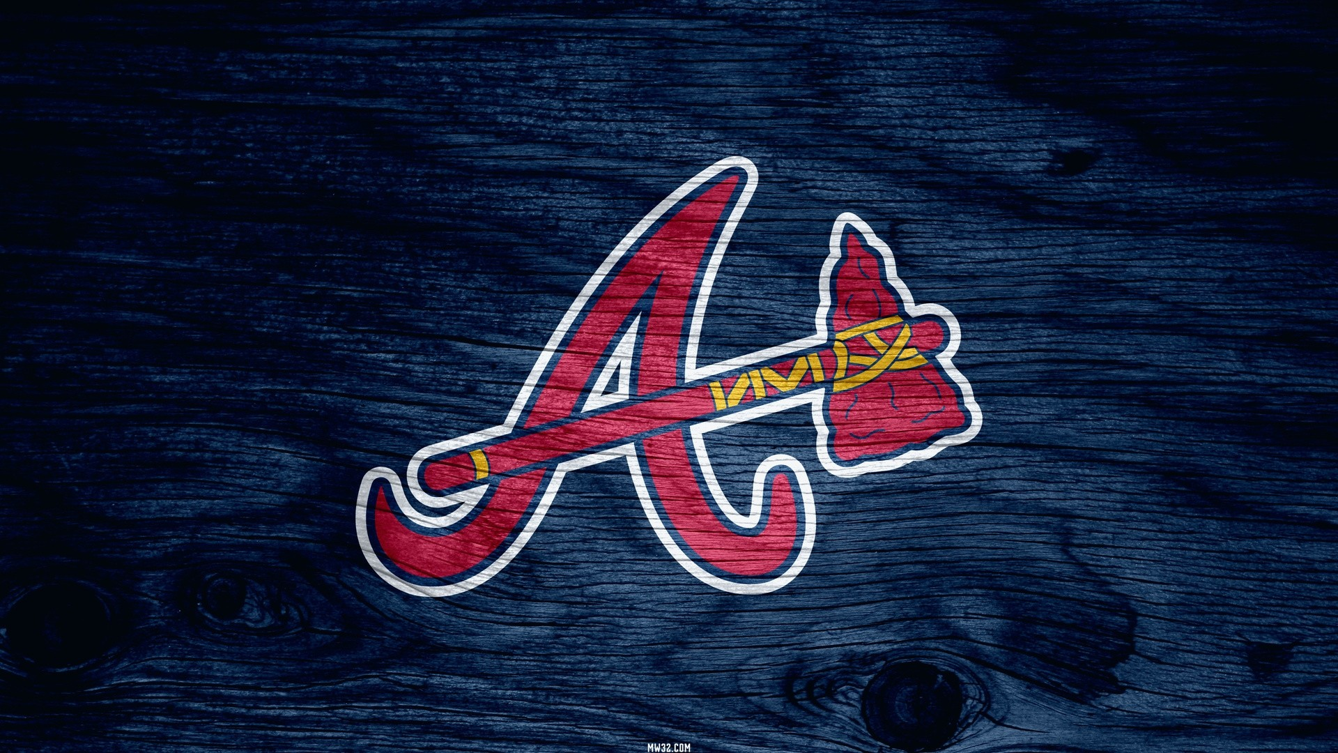 Atlanta Braves a wallpaper