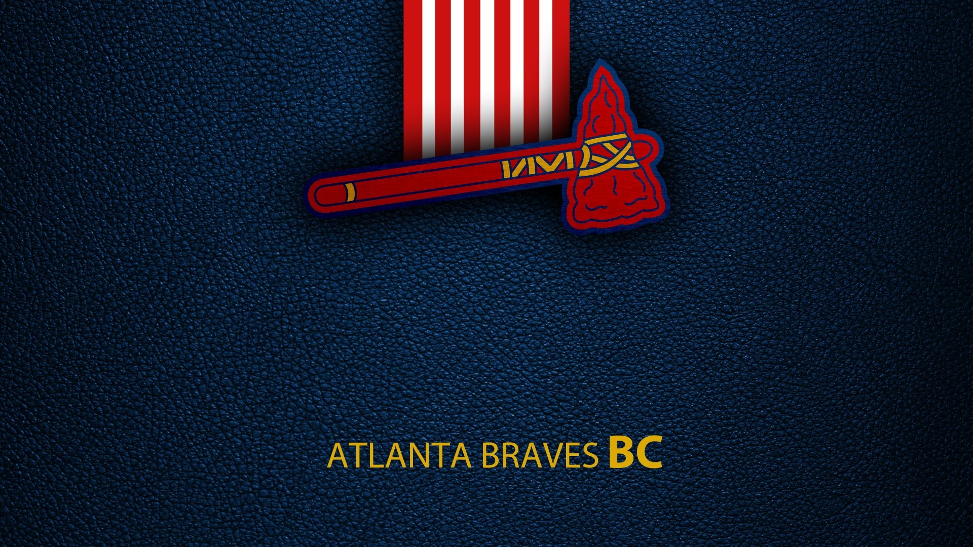 Atlanta Braves PC Wallpaper HD