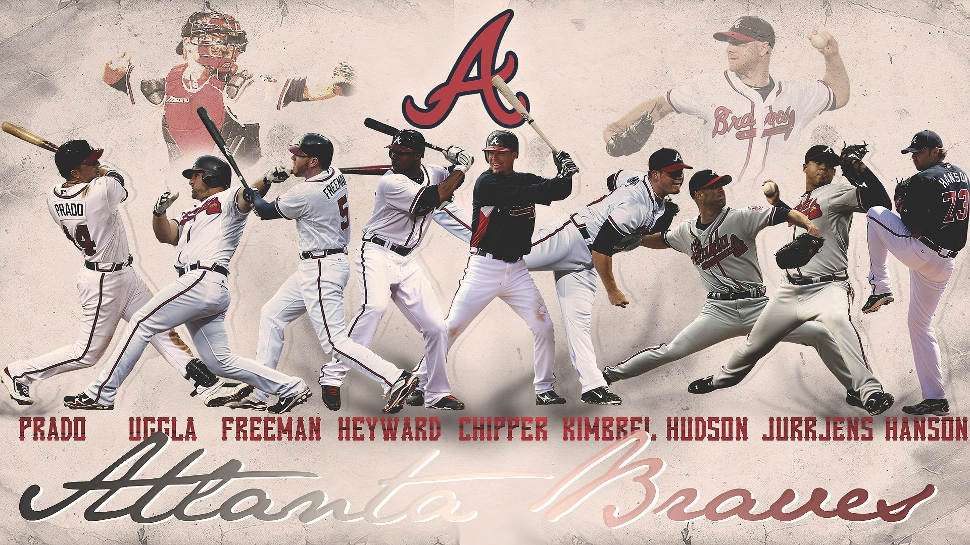 Atlanta Braves Desktop wallpaper