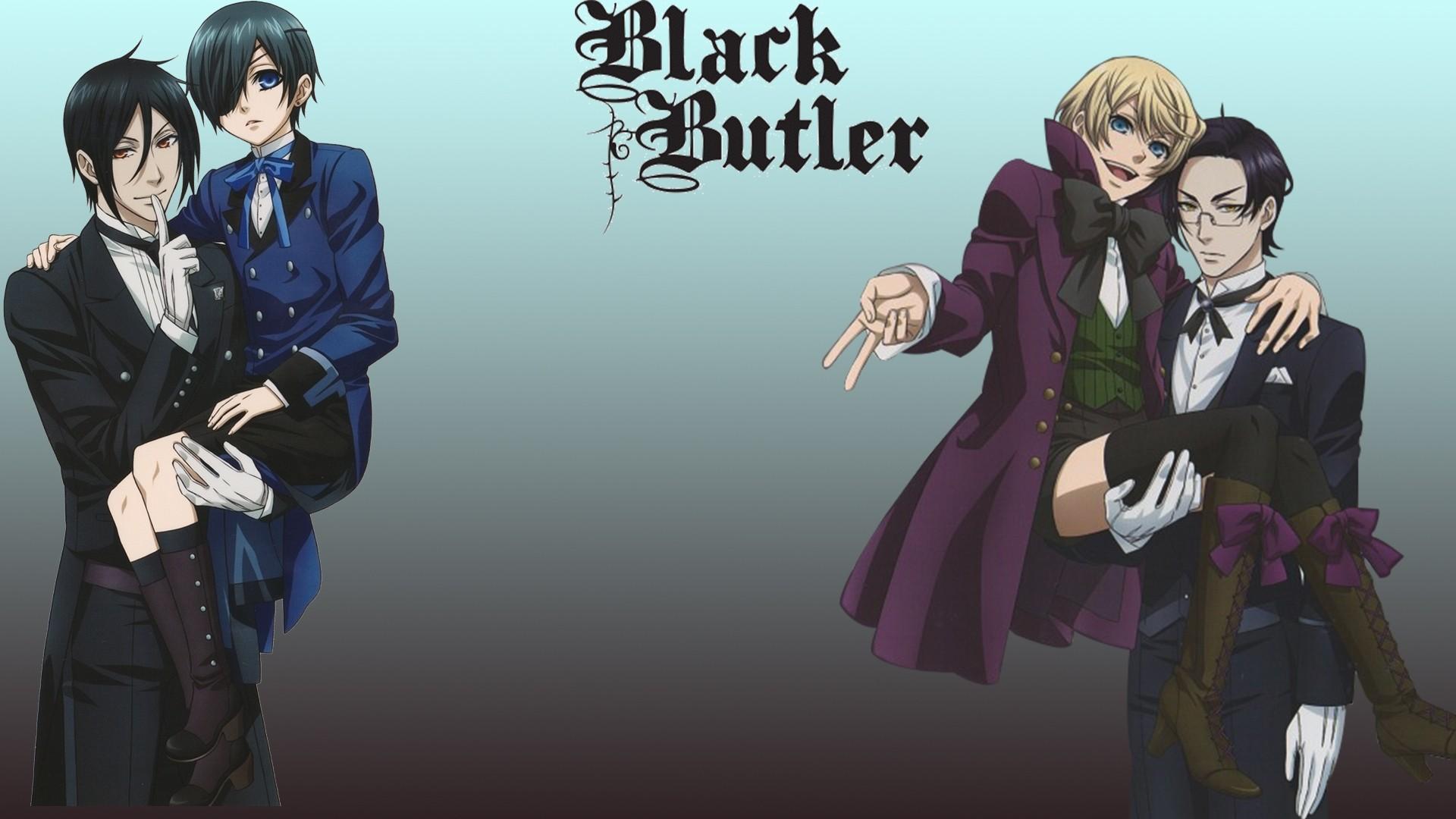 Black Butler Wallpaper