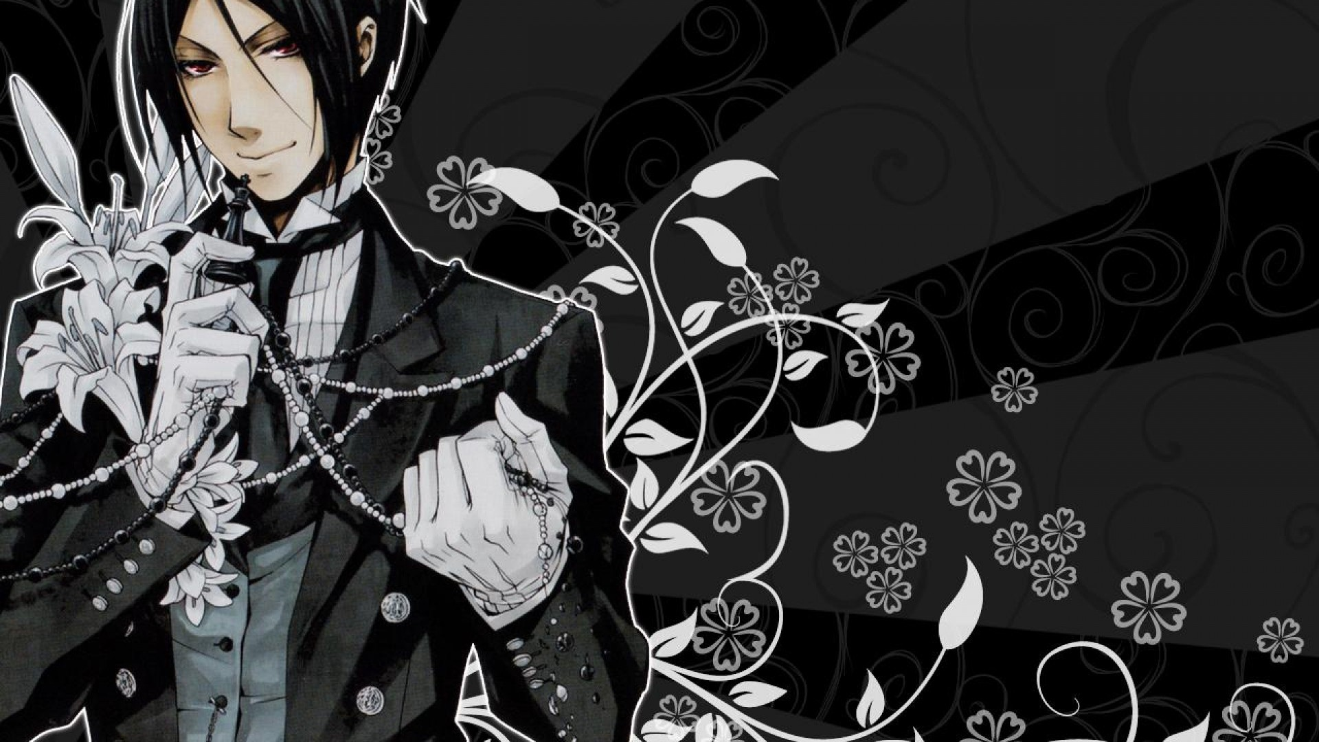 Black Butler Wallpaper and Background