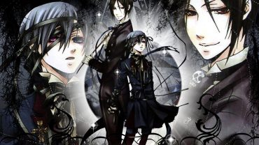 Black Butler Wallpaper for pc