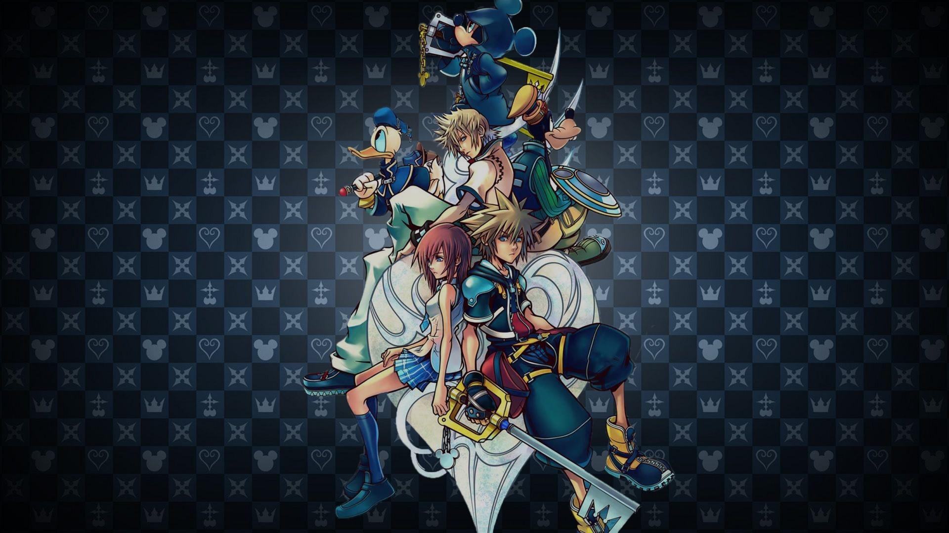 Kingdom Hearts 3 Wallpaper