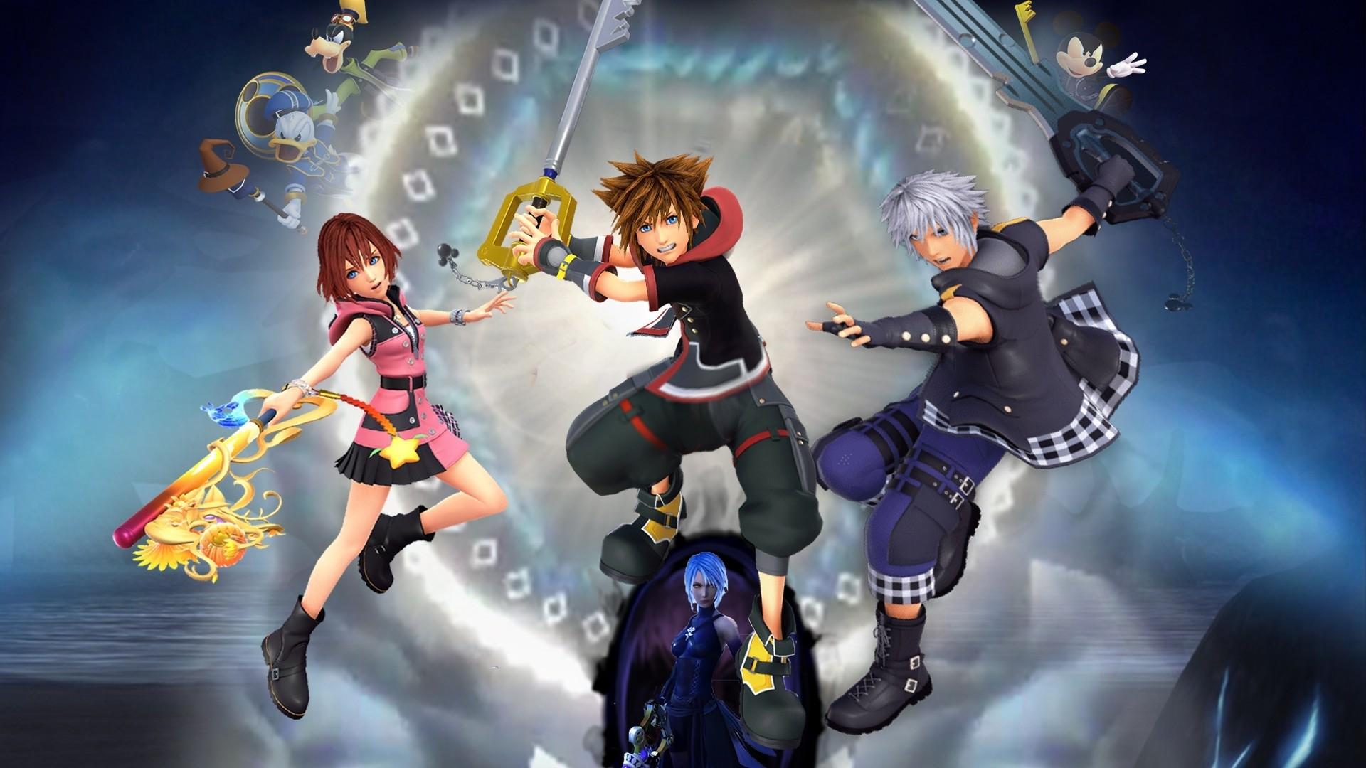 Kingdom Hearts 3 PC Wallpaper HD