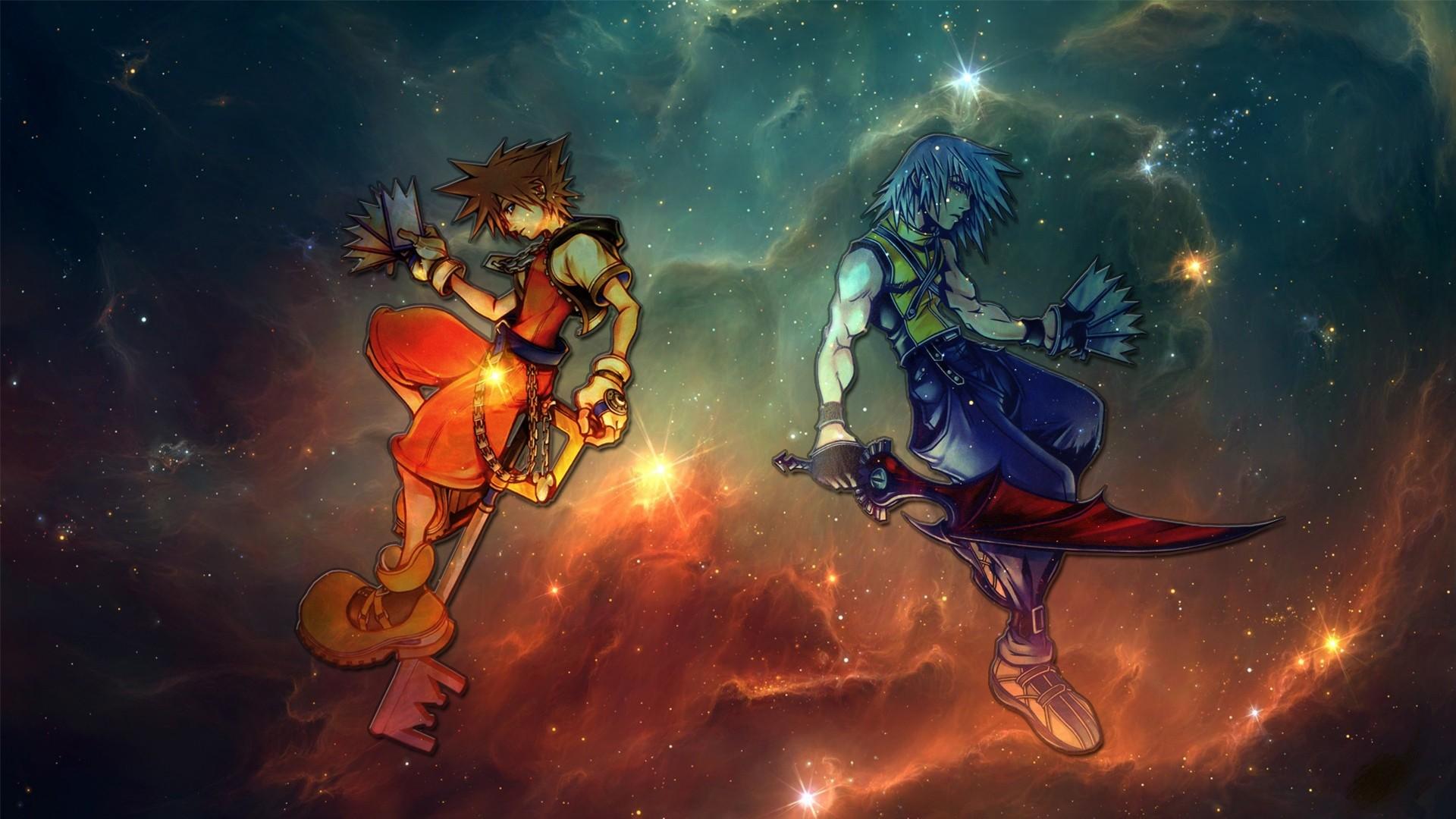 Kingdom Hearts 3 Background