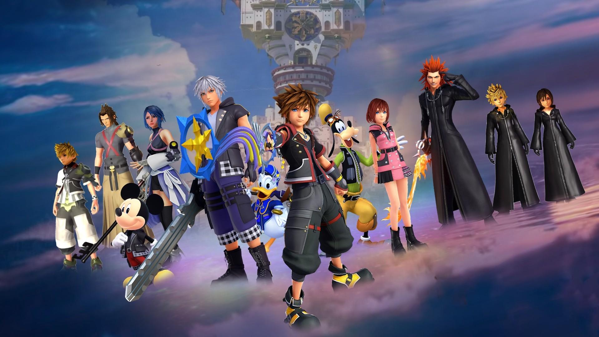 Kingdom Hearts 3 Picture