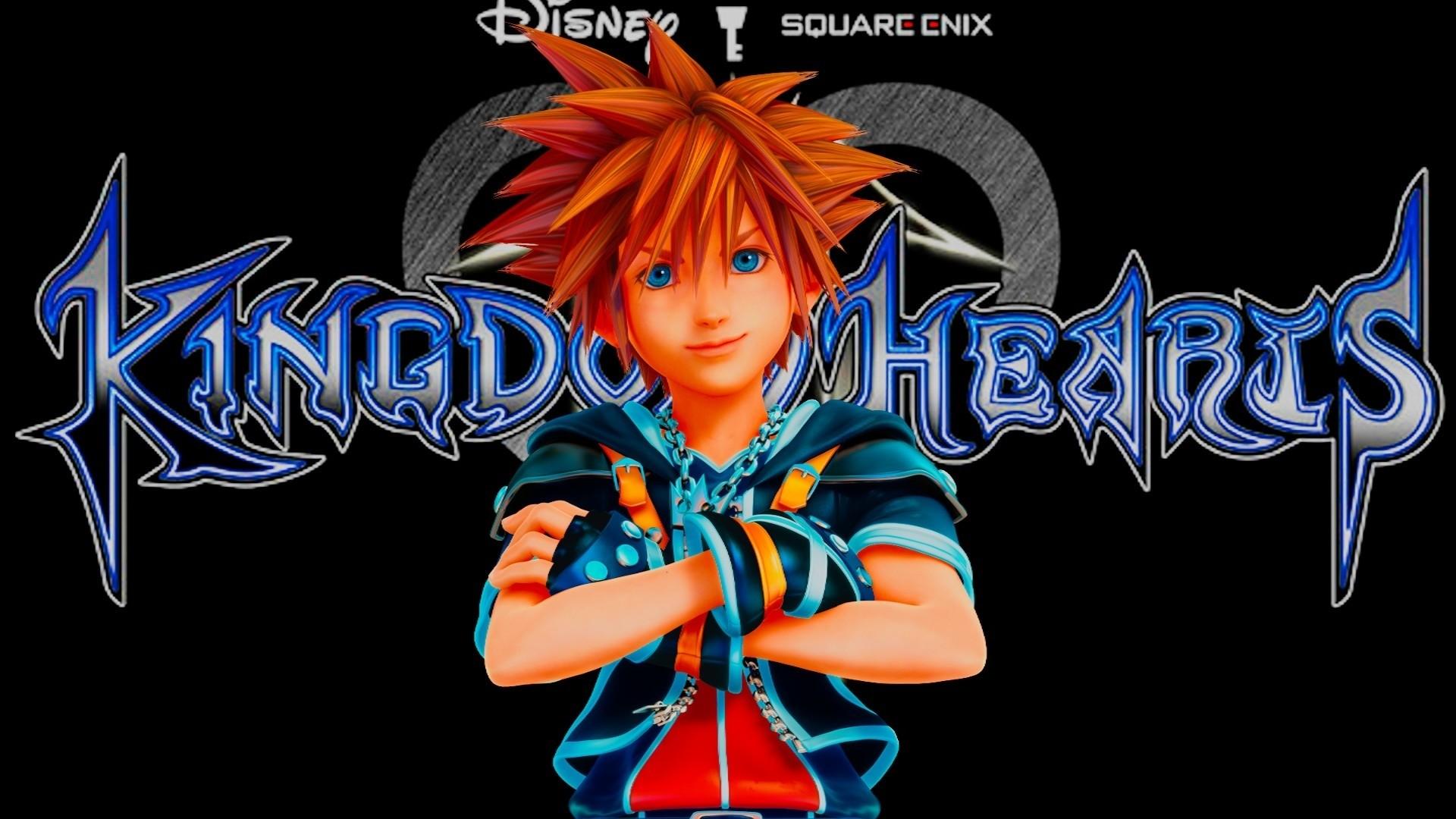 Kingdom Hearts 3 computer wallpaper
