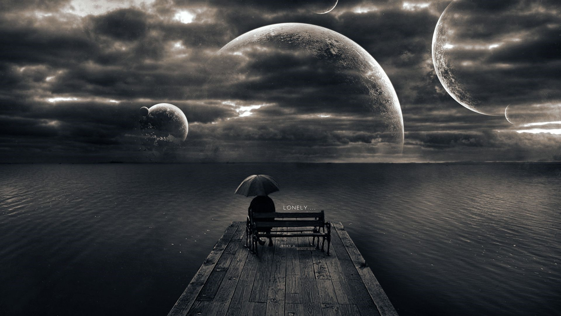 Lonely hd wallpaper download
