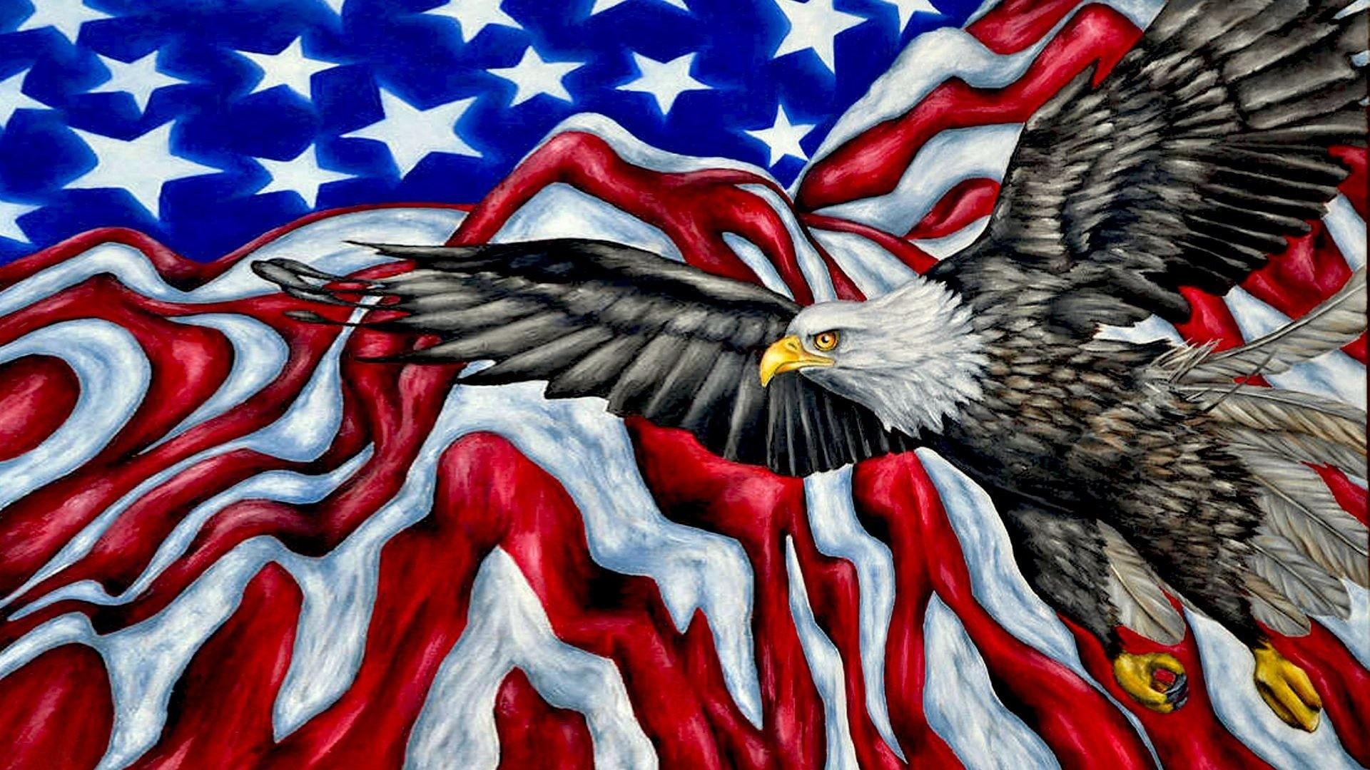 Patriotic Wallpaper theme