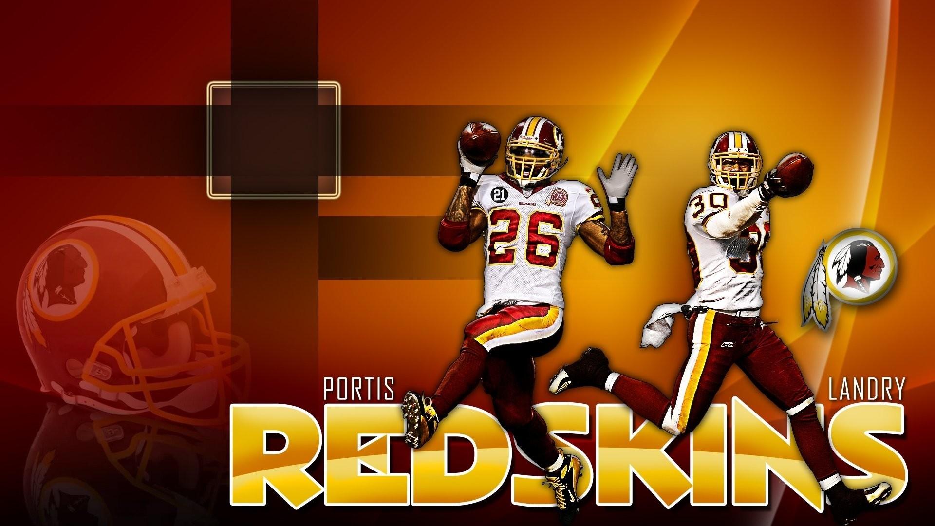 Redskins Full HD Wallpaper