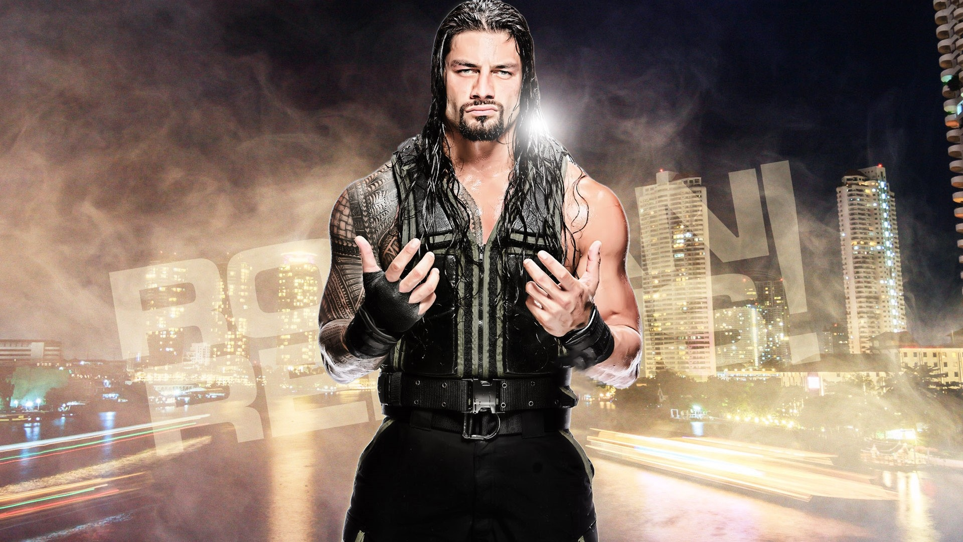 Roman Reigns Wallpaper and Background