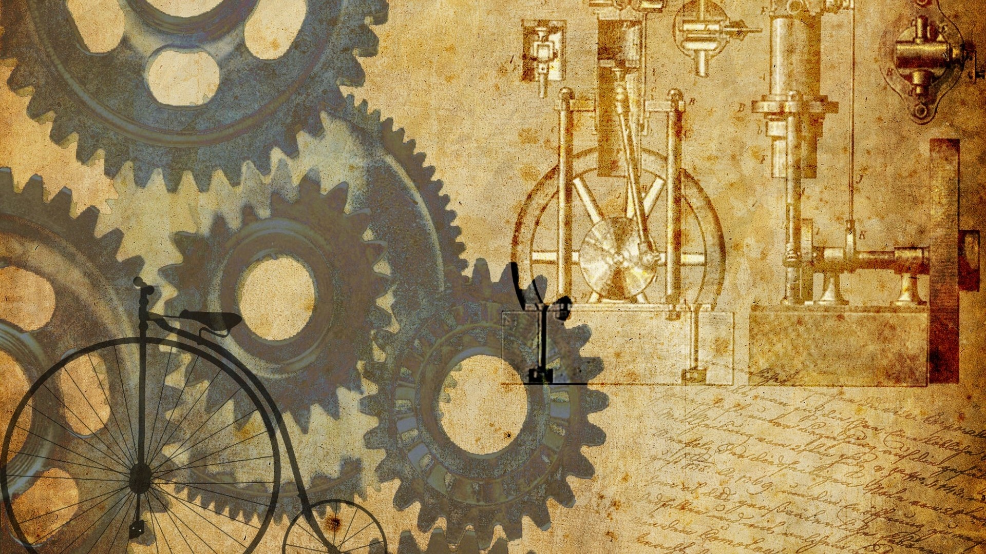 Steampunk Free Wallpaper and Background