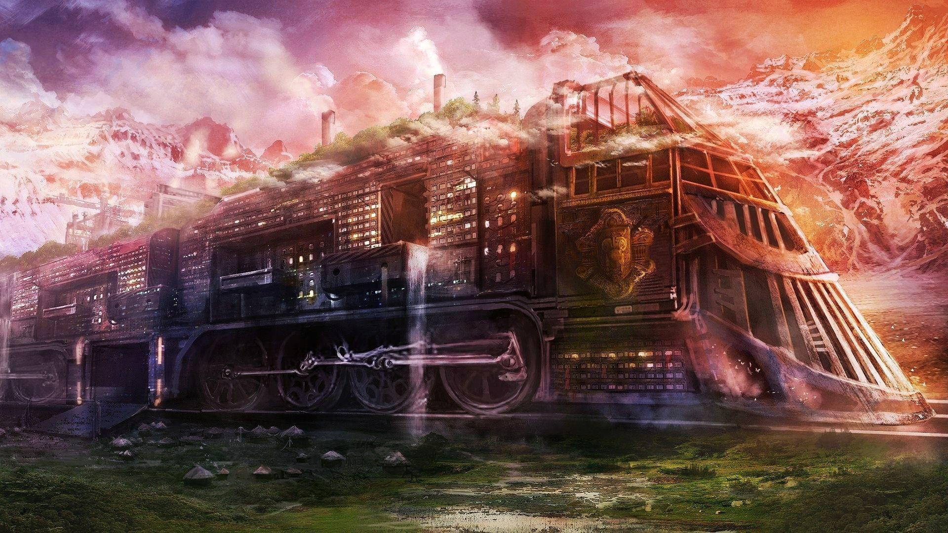 Steampunk Download Wallpaper