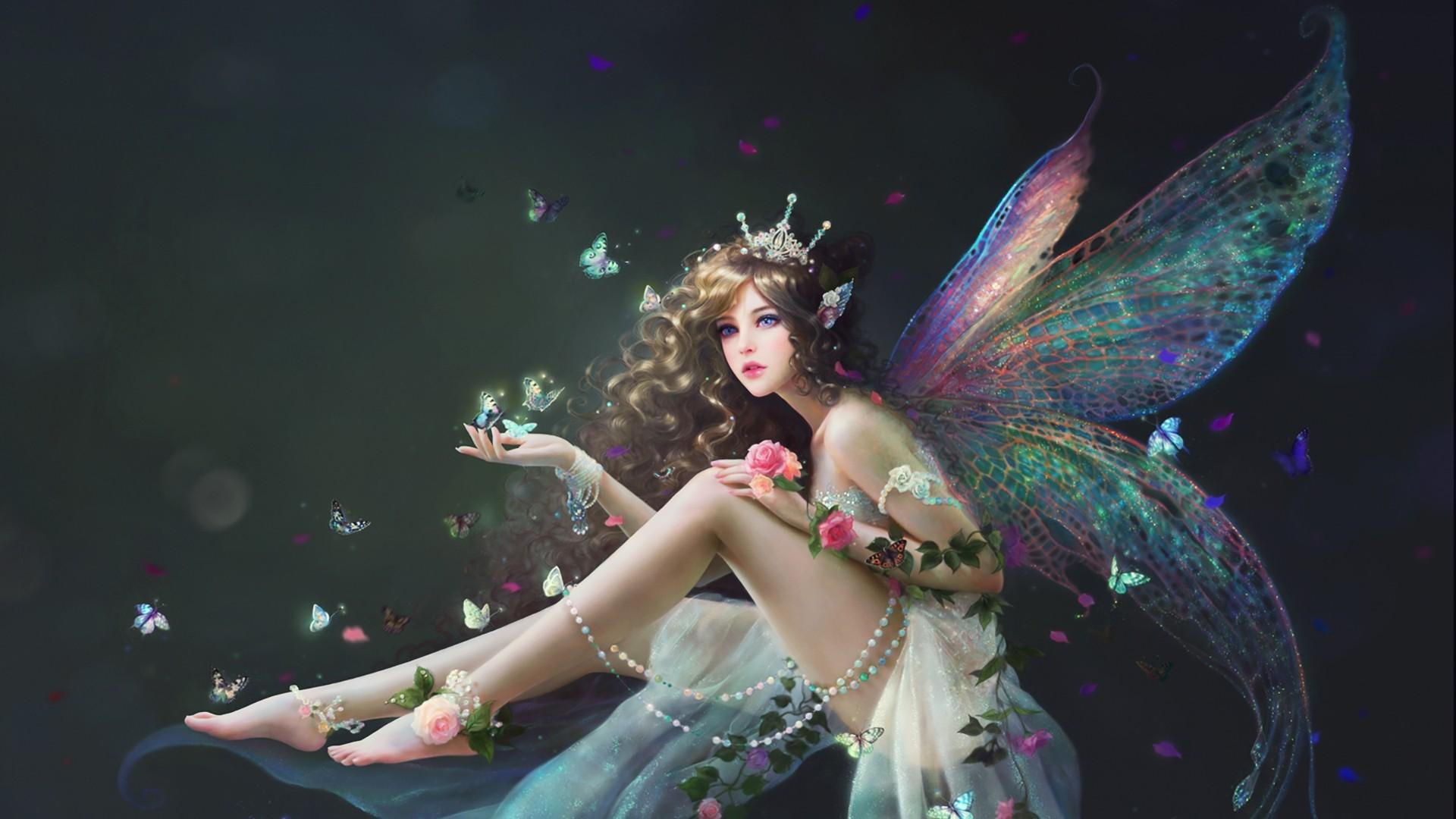 Fairy computer wallpaper