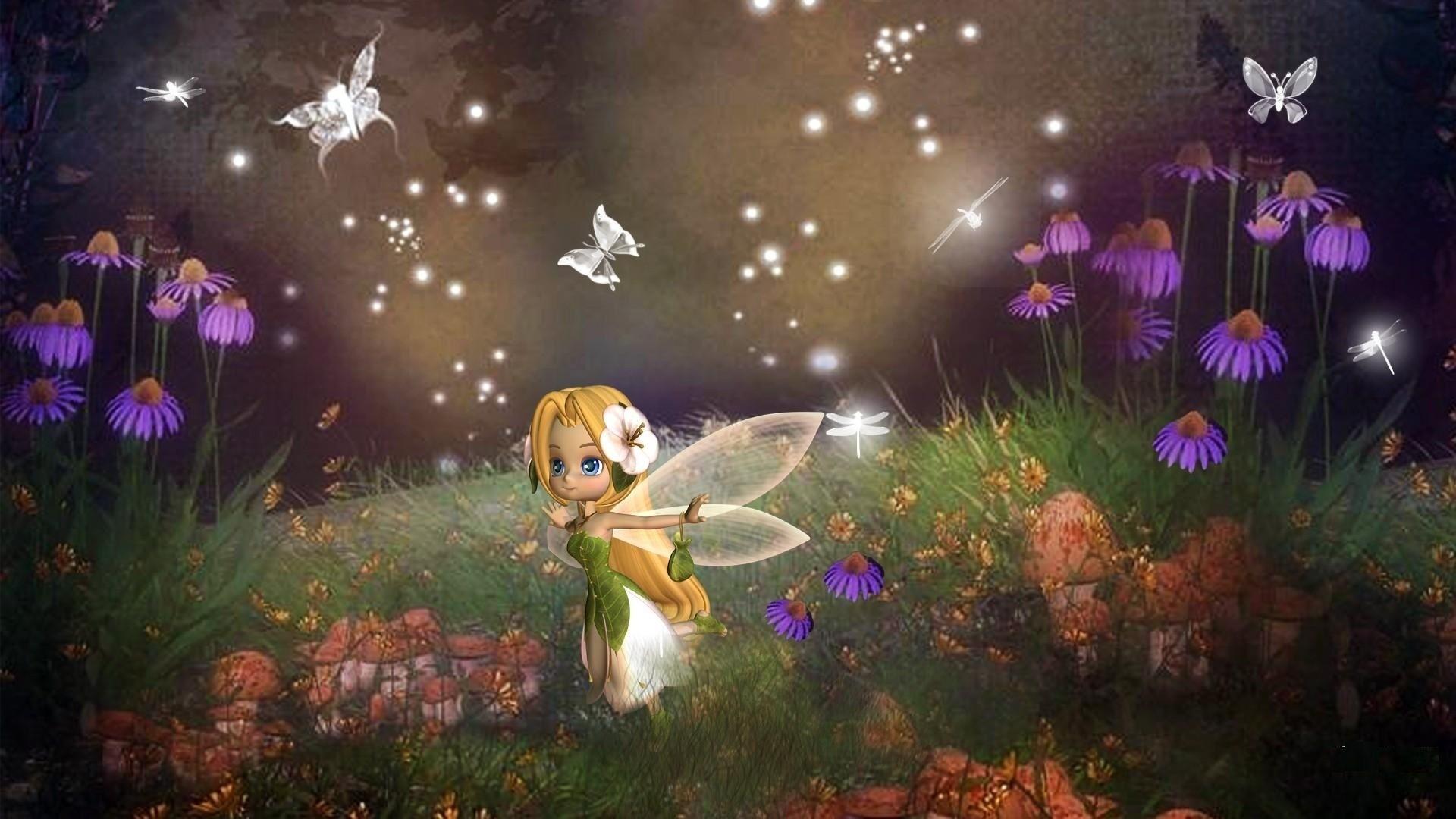 Fairy Wallpaper theme