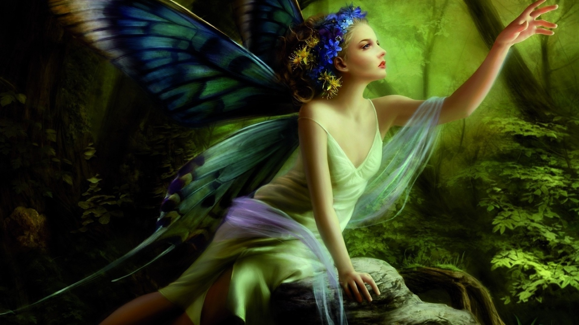 Fairy Free Wallpaper