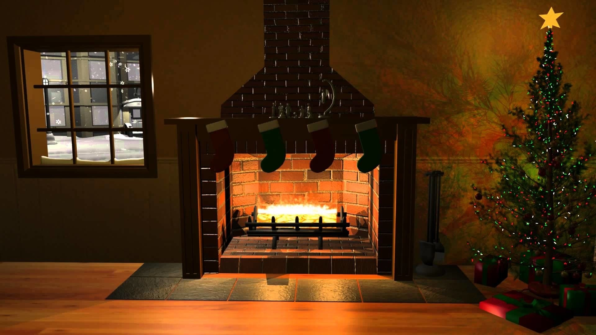 Fireplace Wallpaper and Background