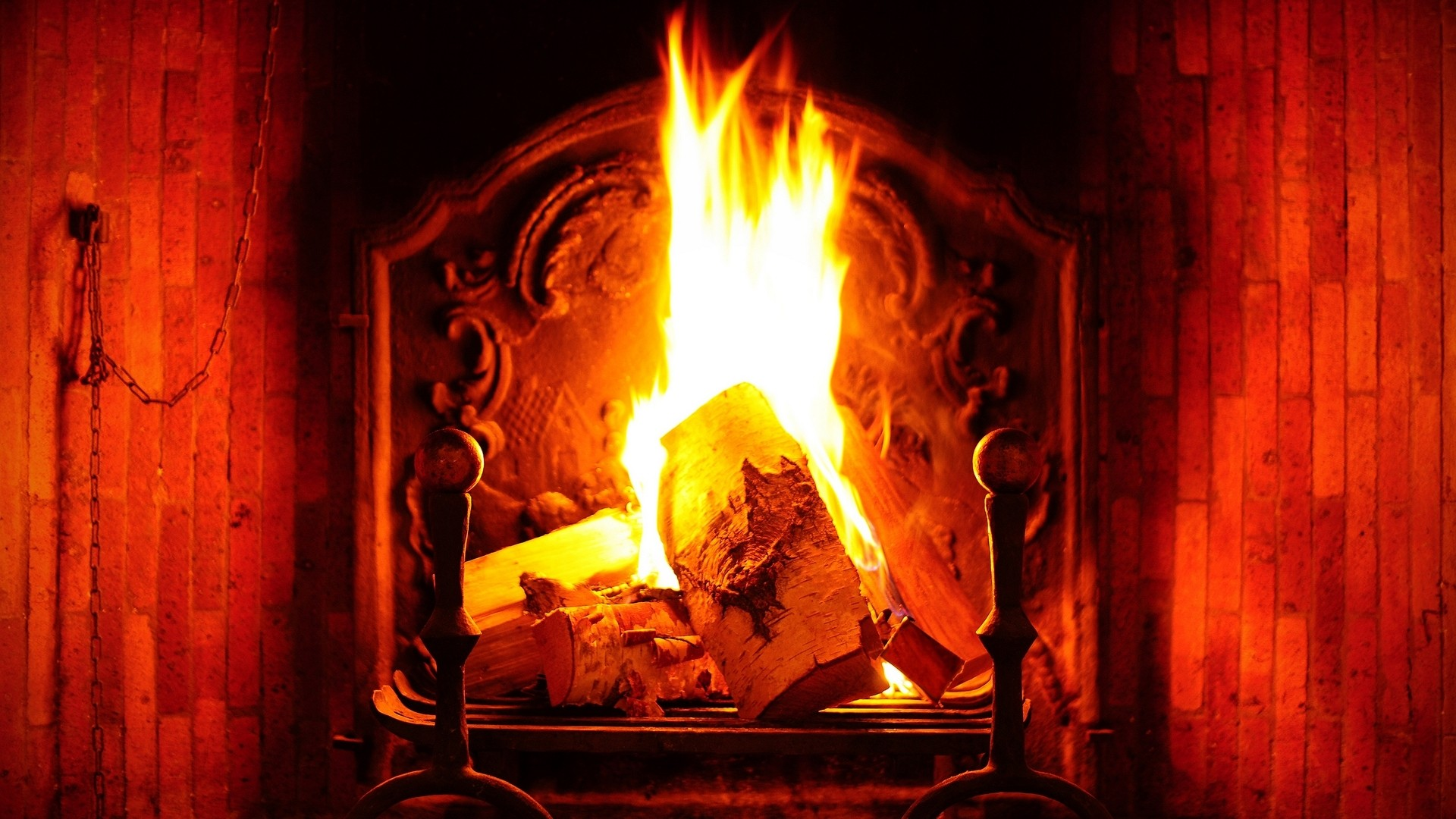 Fireplace HD Download