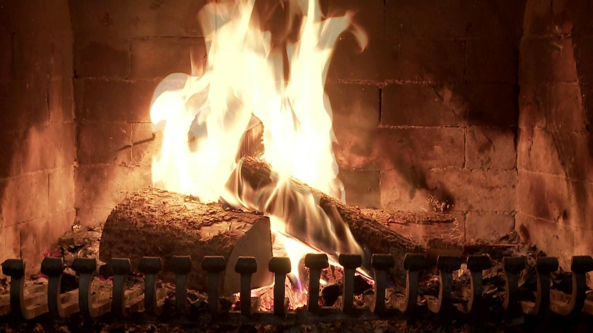 Fireplace Wallpaper