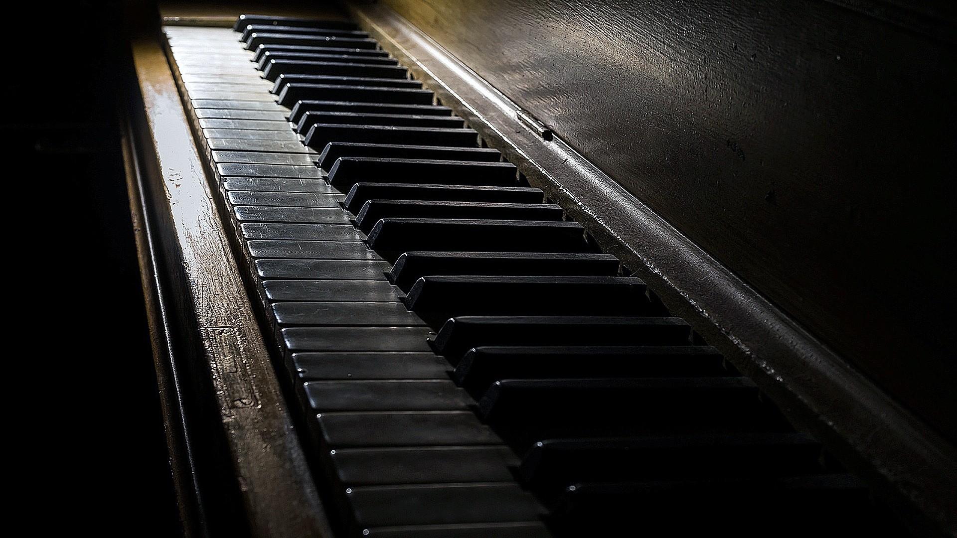 Piano PC Wallpaper