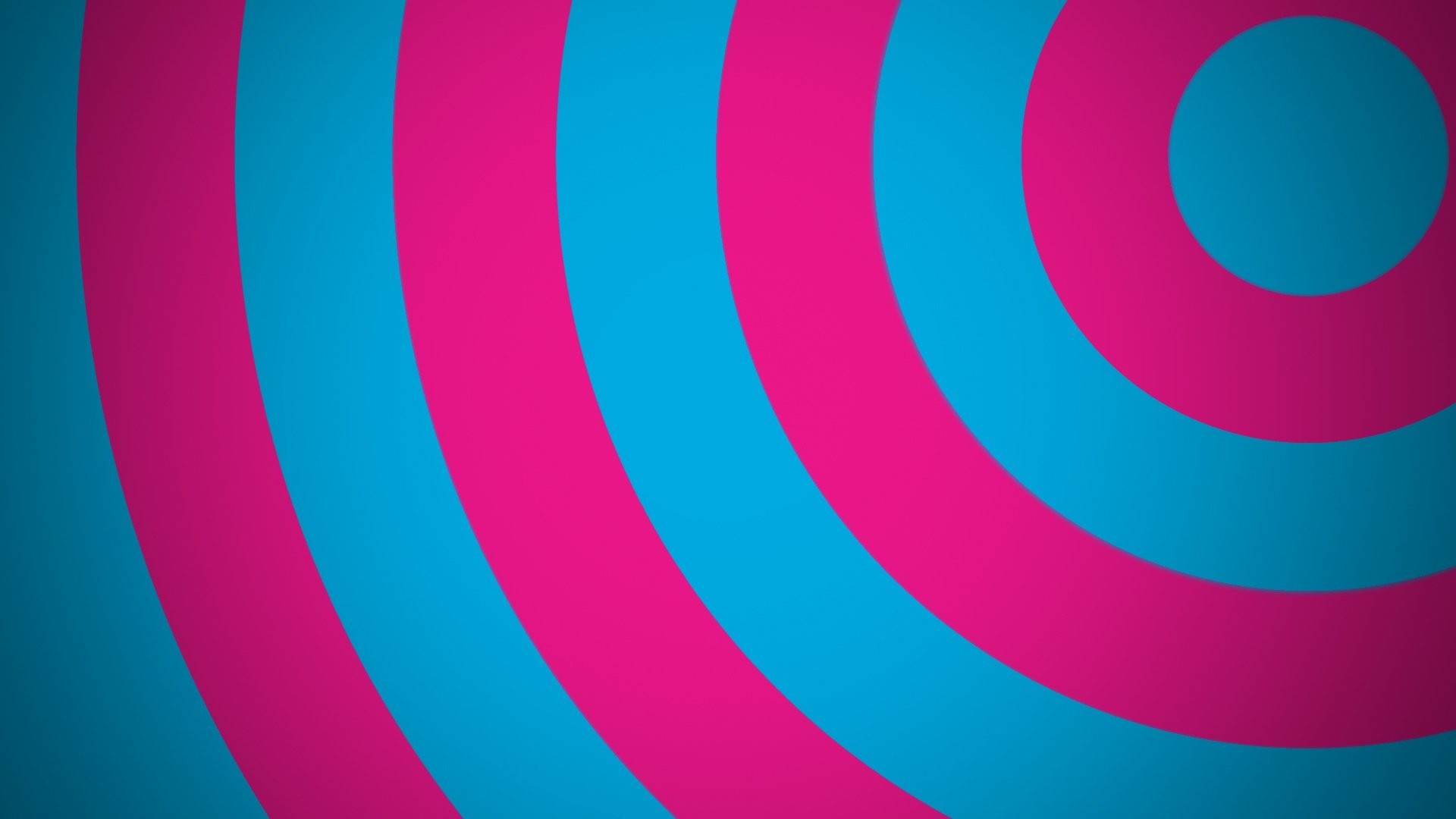 Pink And Blue Background Wallpaper