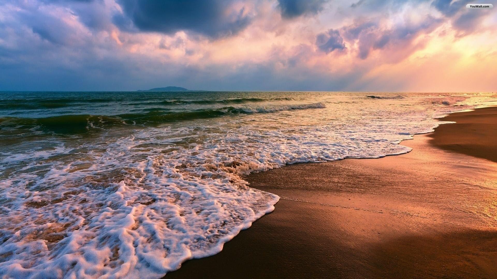 Sea HD Wallpaper