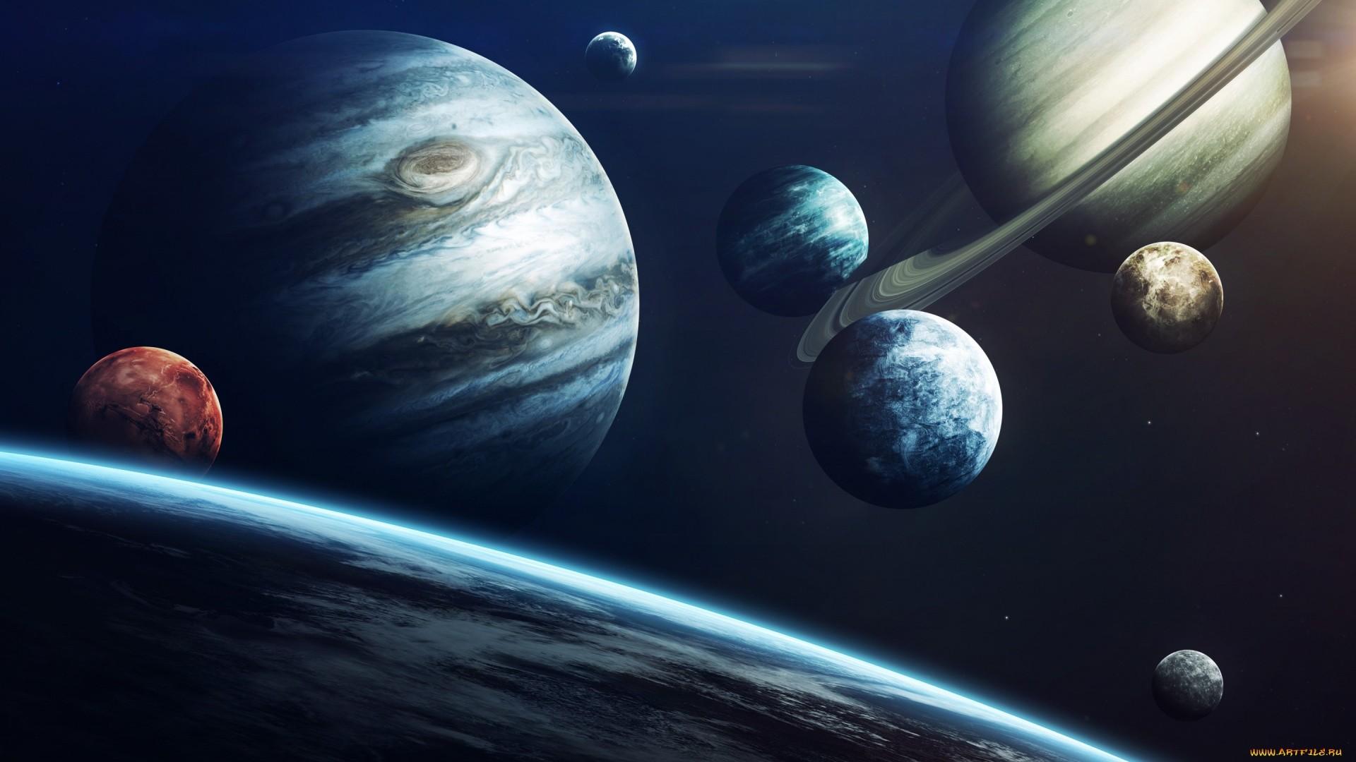 Solar System wallpaper photo hd